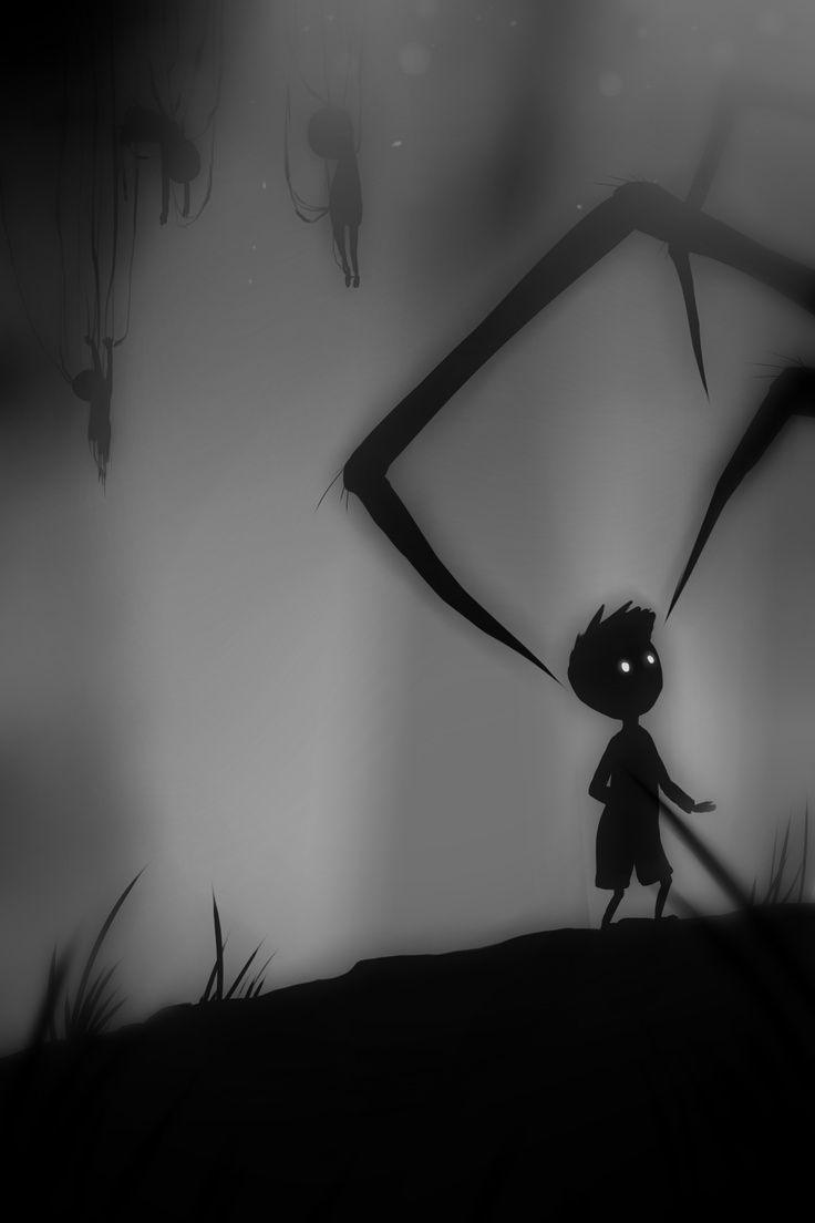 Ina on Games: Limbo