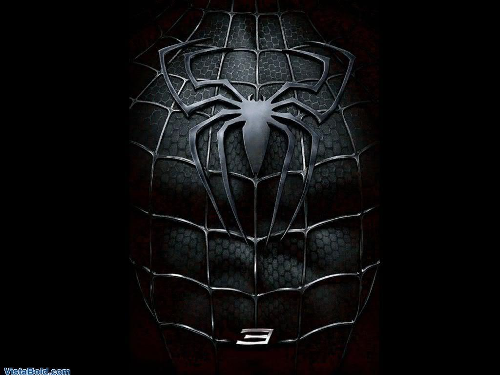 Black spiderman logo wallpapers wallpaper cave - Black and white spiderman wallpaper ...