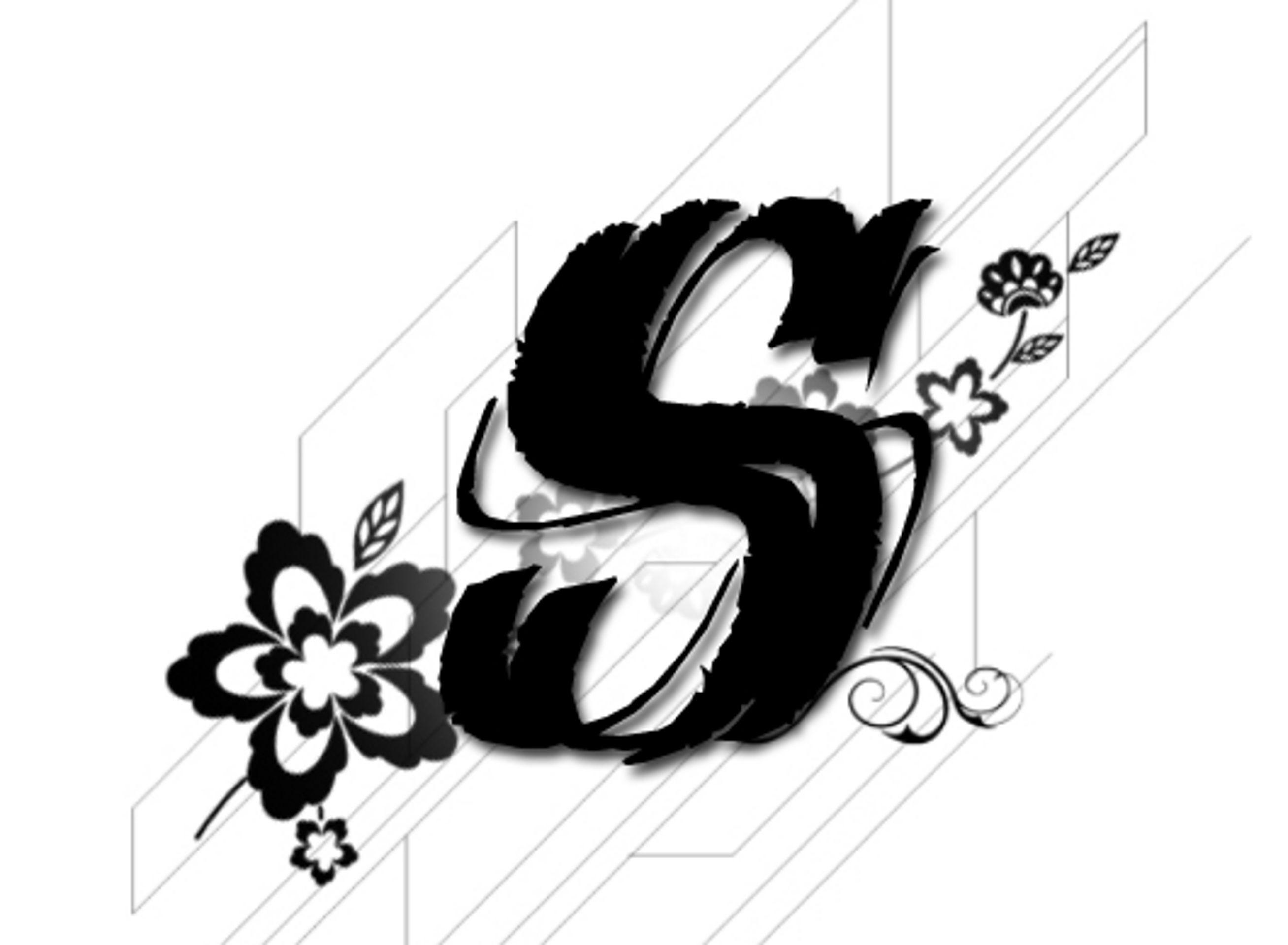 Stylish S Letter Wallpaper Backgrounds  Wallpaper Cave