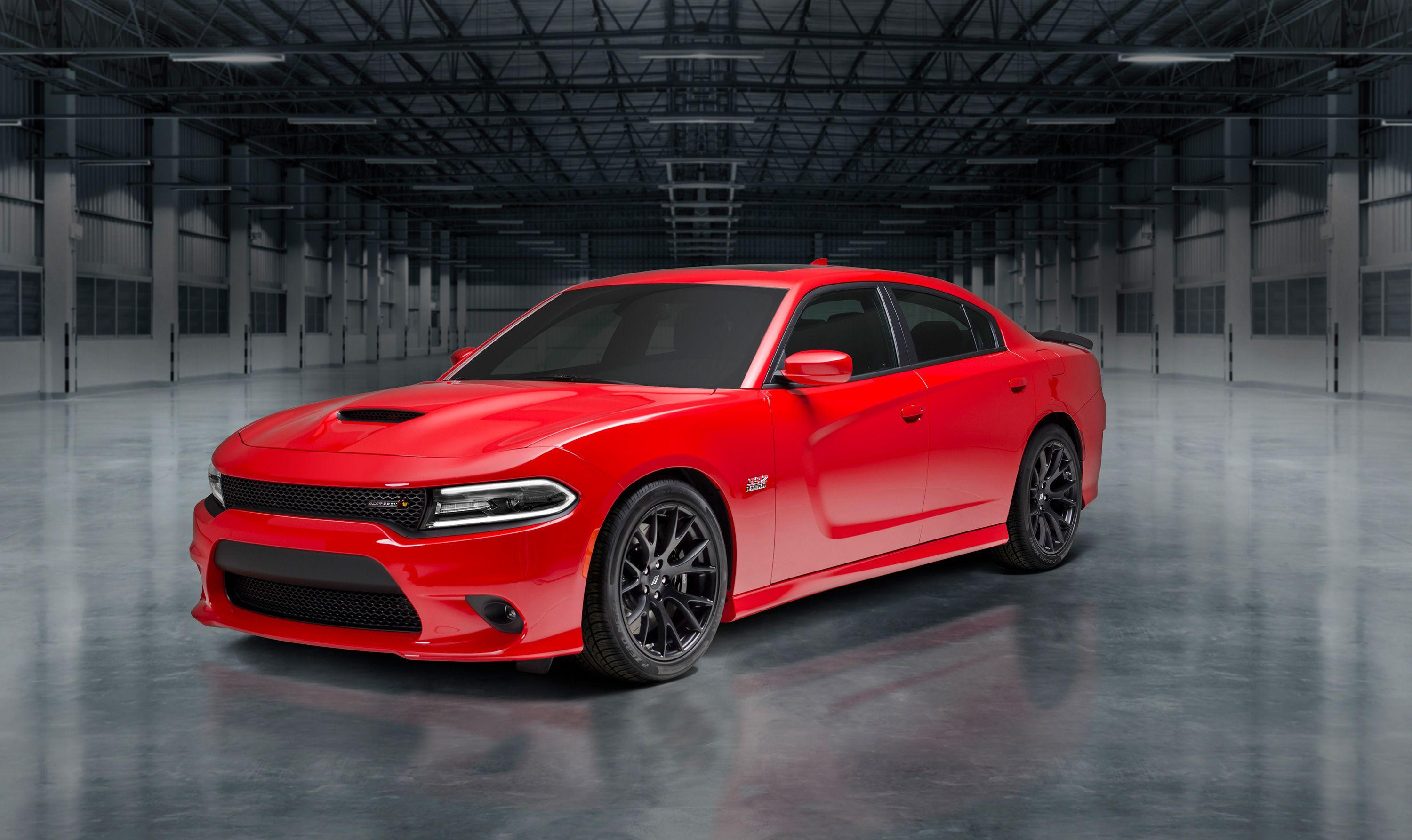 2018 Dodge Charger Super Scat Pack, HD Cars, 4k Wallpapers, Image