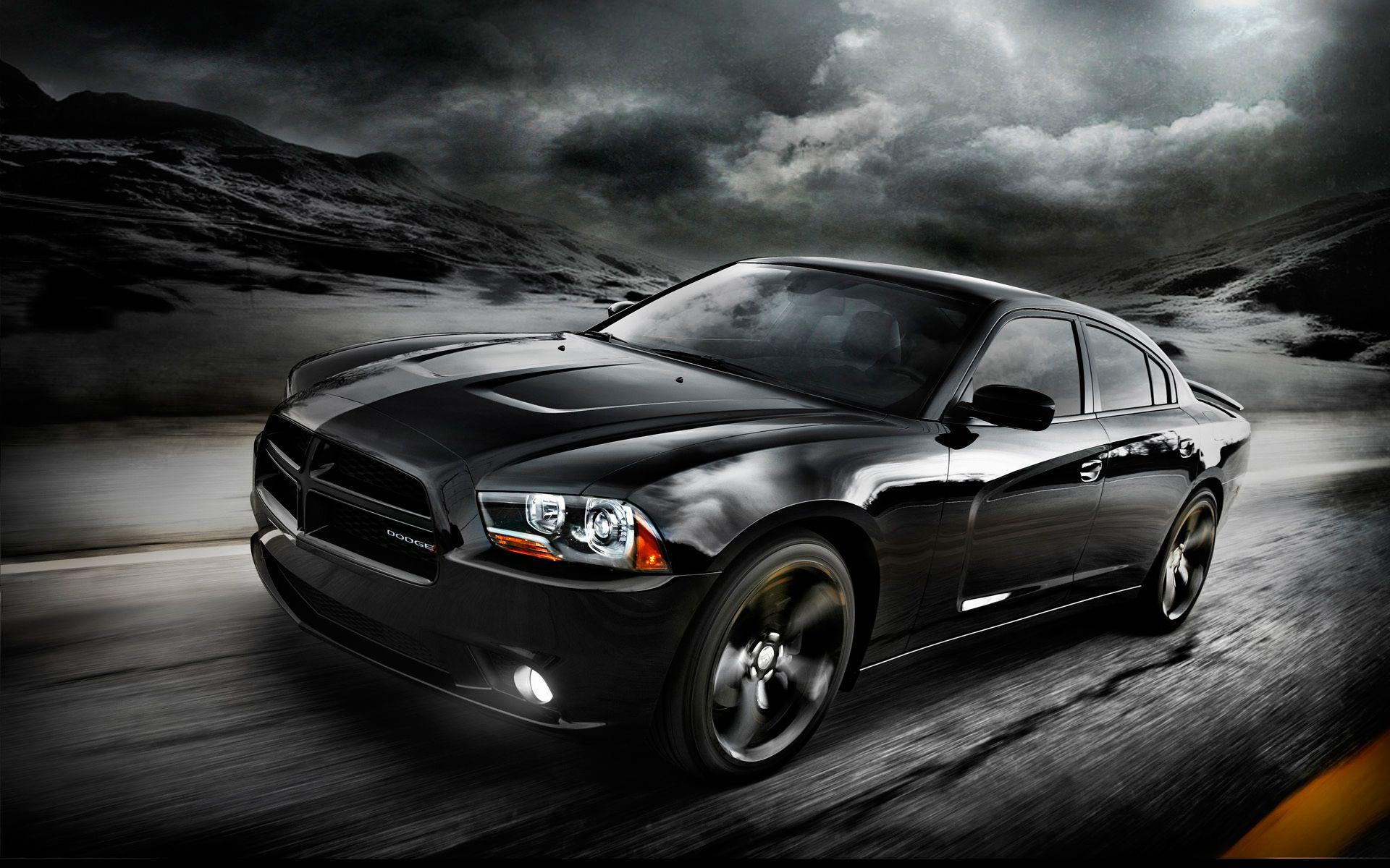2012 Dodge Charger Wallpapers