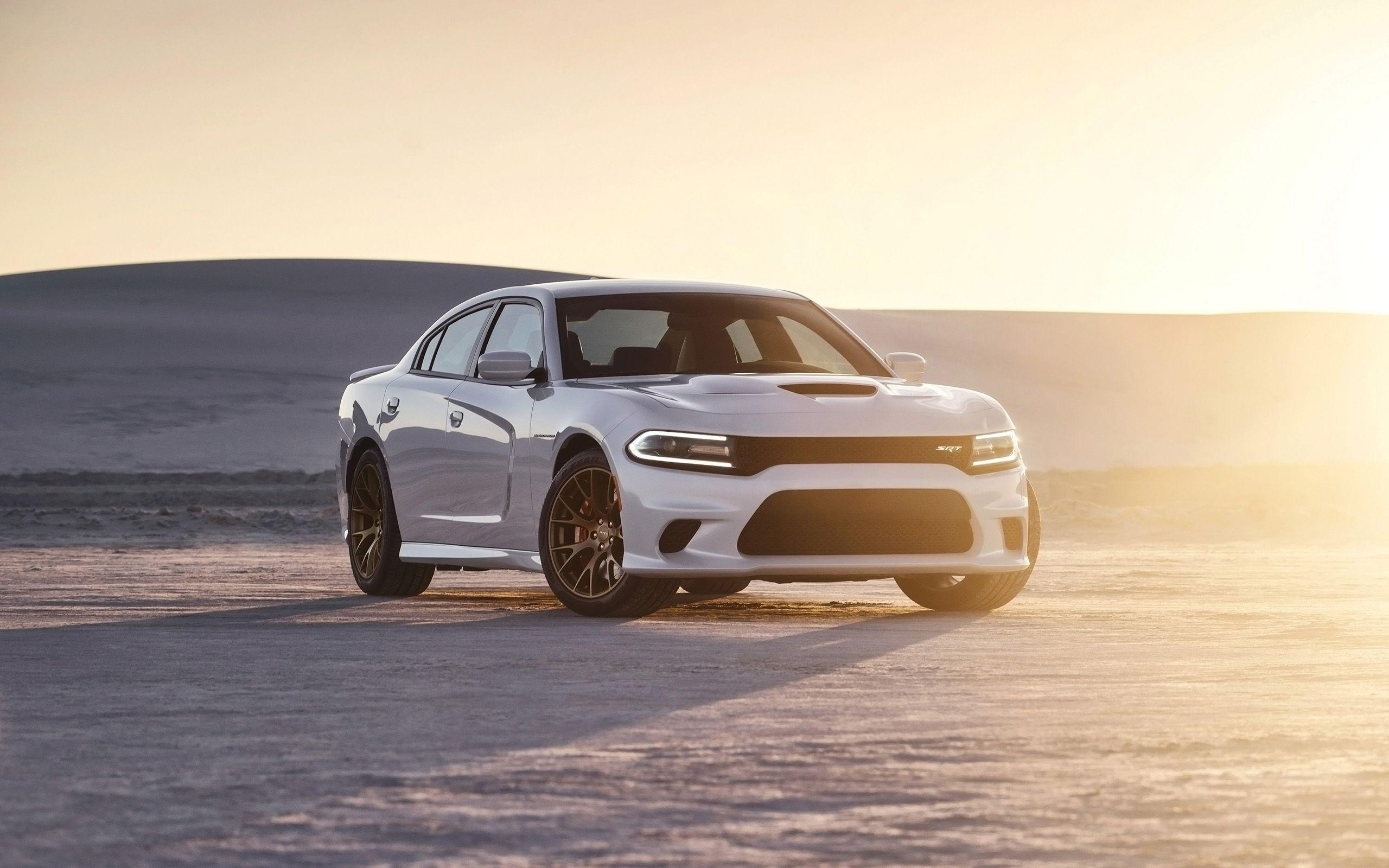 2015 Dodge Charger SRT Hellcat 5 Wallpapers