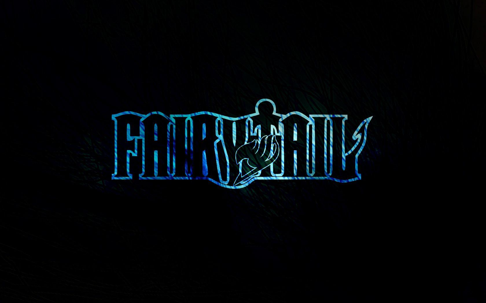 Logo Fairy Tail Wallpapers Wallpaper Cave