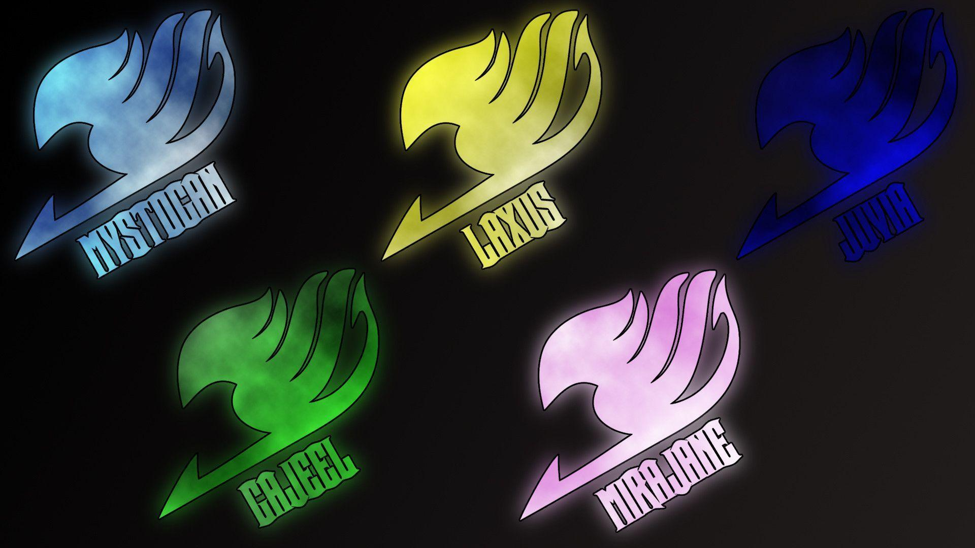 Fairy Tail Logo Wallpapers