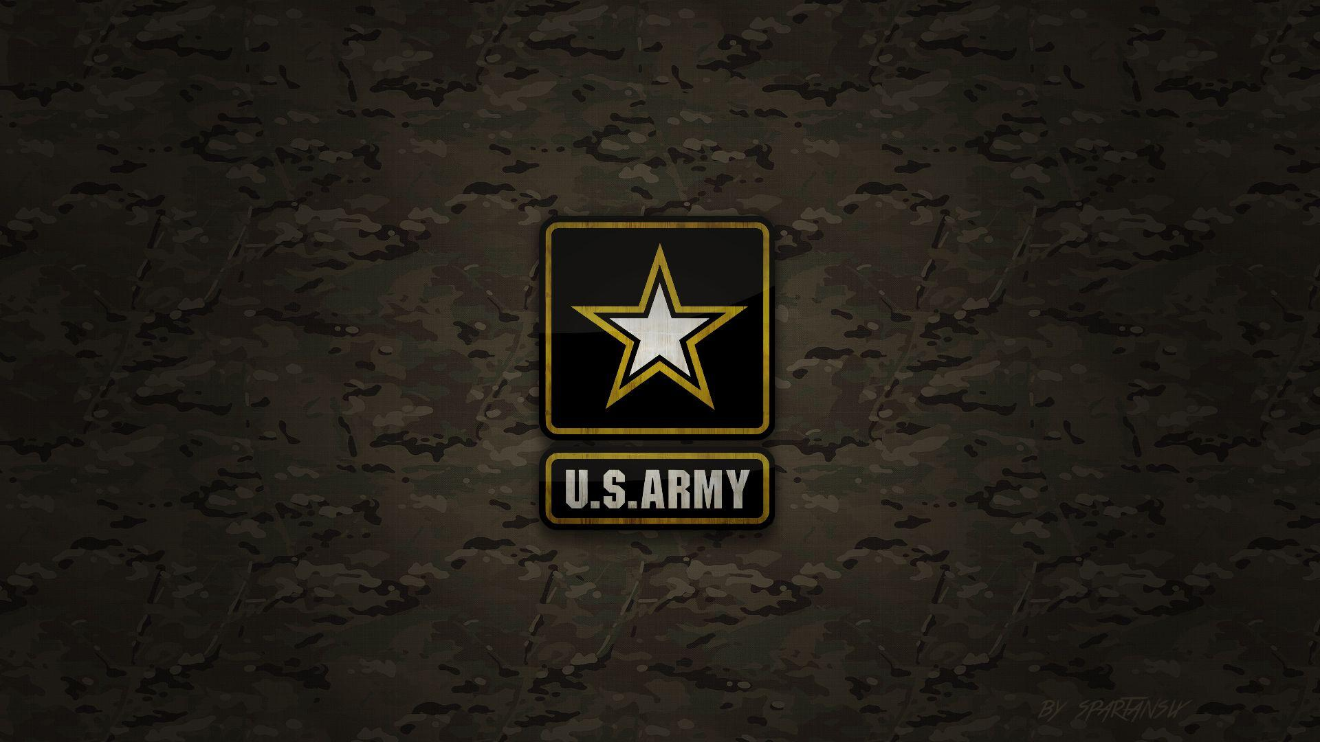 Us Army Logo Wallpapers Wallpaper Cave