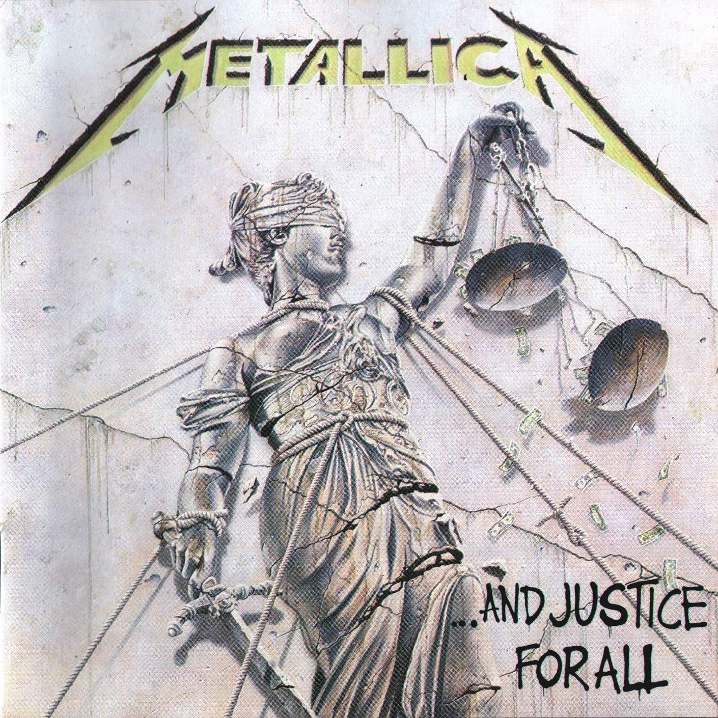 Metallica And Justice For All Wallpapers Wallpaper Cave