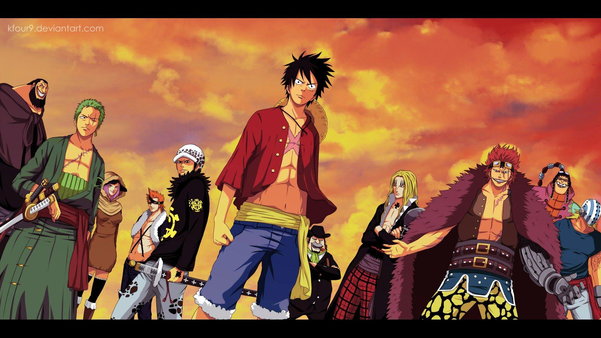 Wallpapers One Piece HD 1920x1080 - Wallpaper Cave