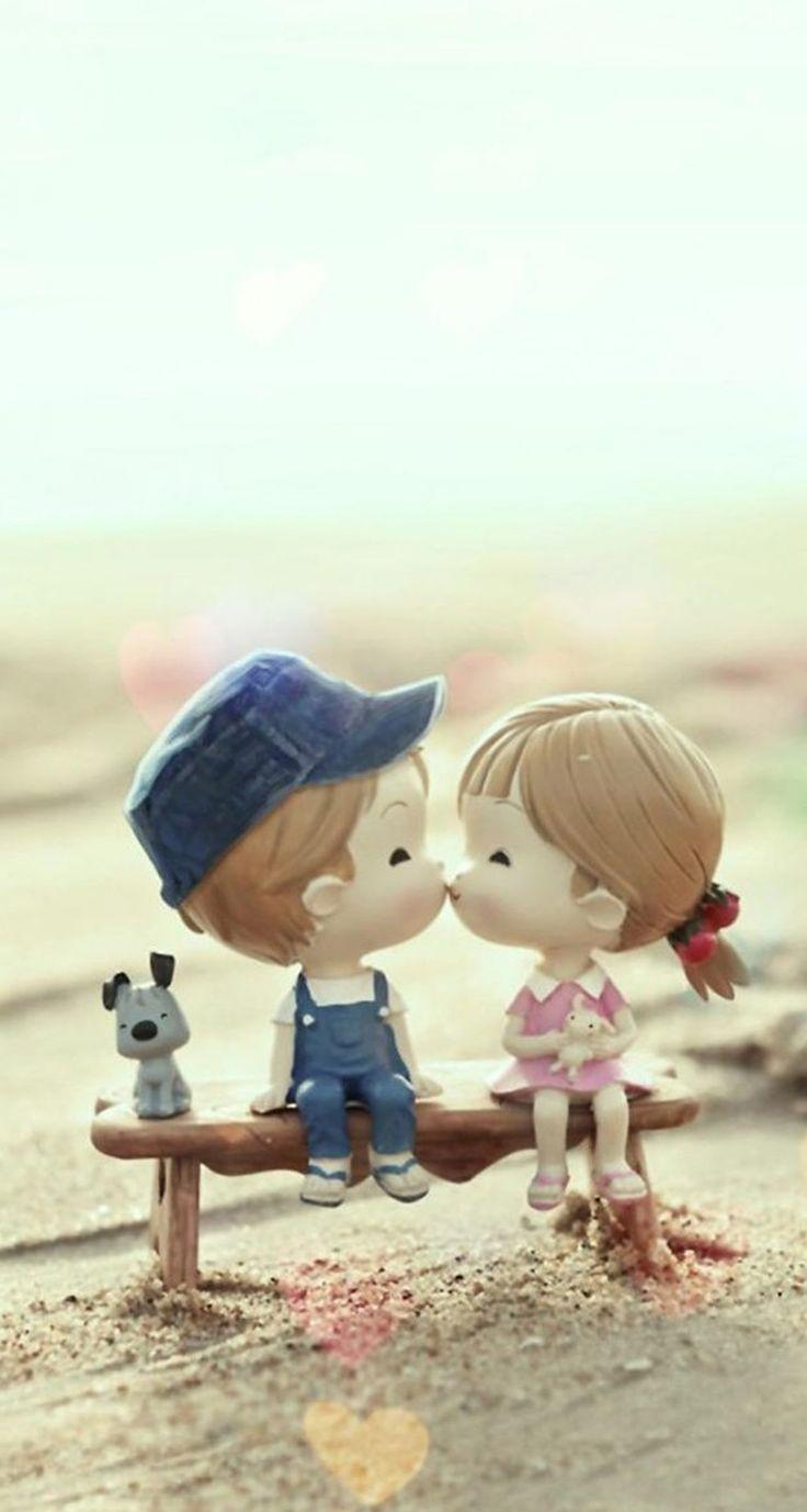 Cute Cartoon Love Wallpapers For Mobile Collection