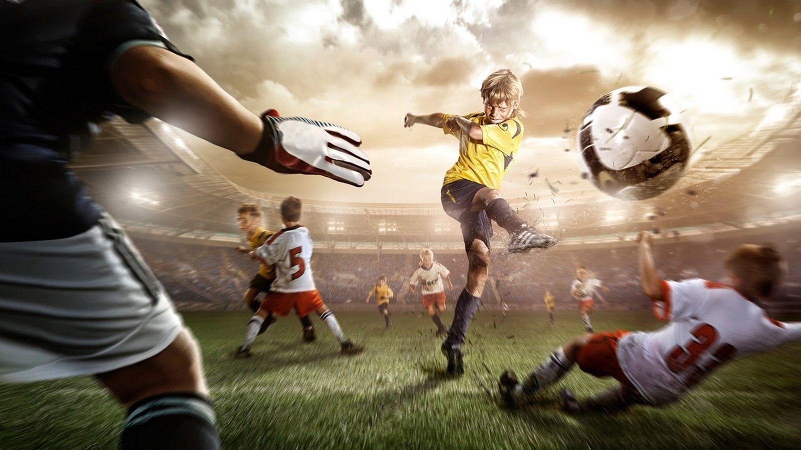 Download wallpaper x feather football goal ball net full