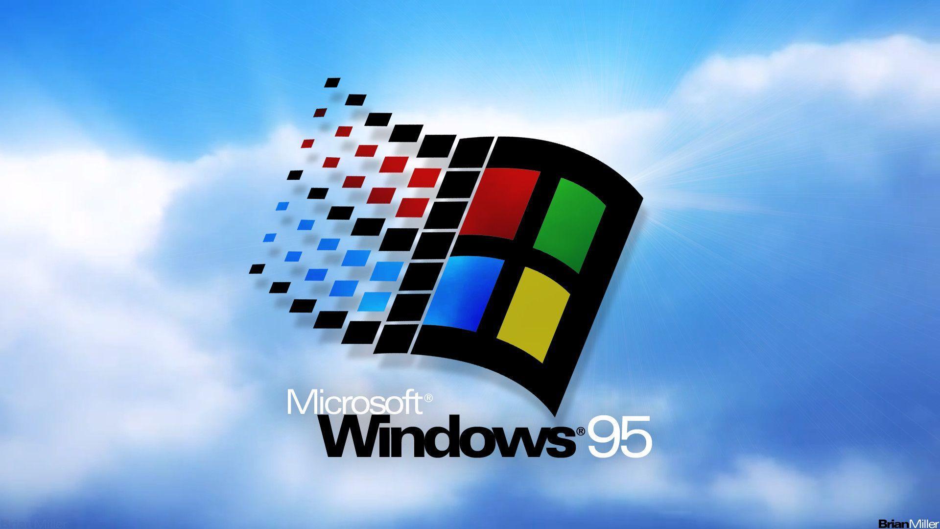 Windows 95 Wallpapers Hd Wallpaper Cave