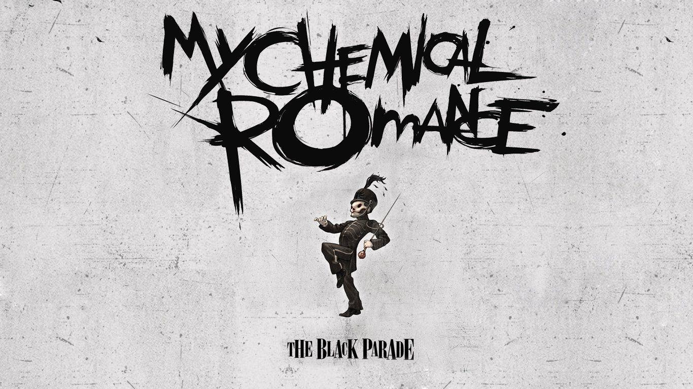 My Chemical Romance Logo Wallpapers Hd Wallpaper Cave
