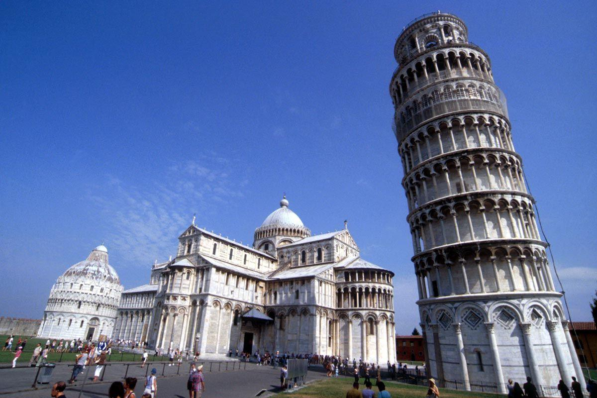 Leaning Tower of Pisa Wallpapers – Travel HD Wallpapers