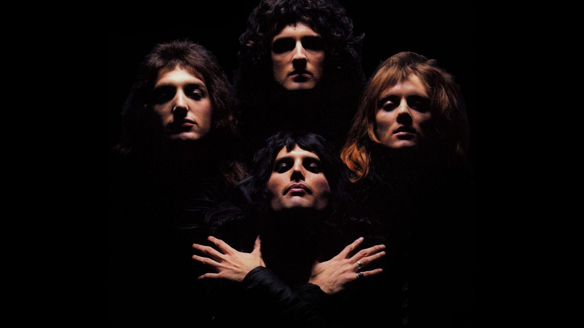 Download Wallpaper X Queen Band Members Youth Hair Full
