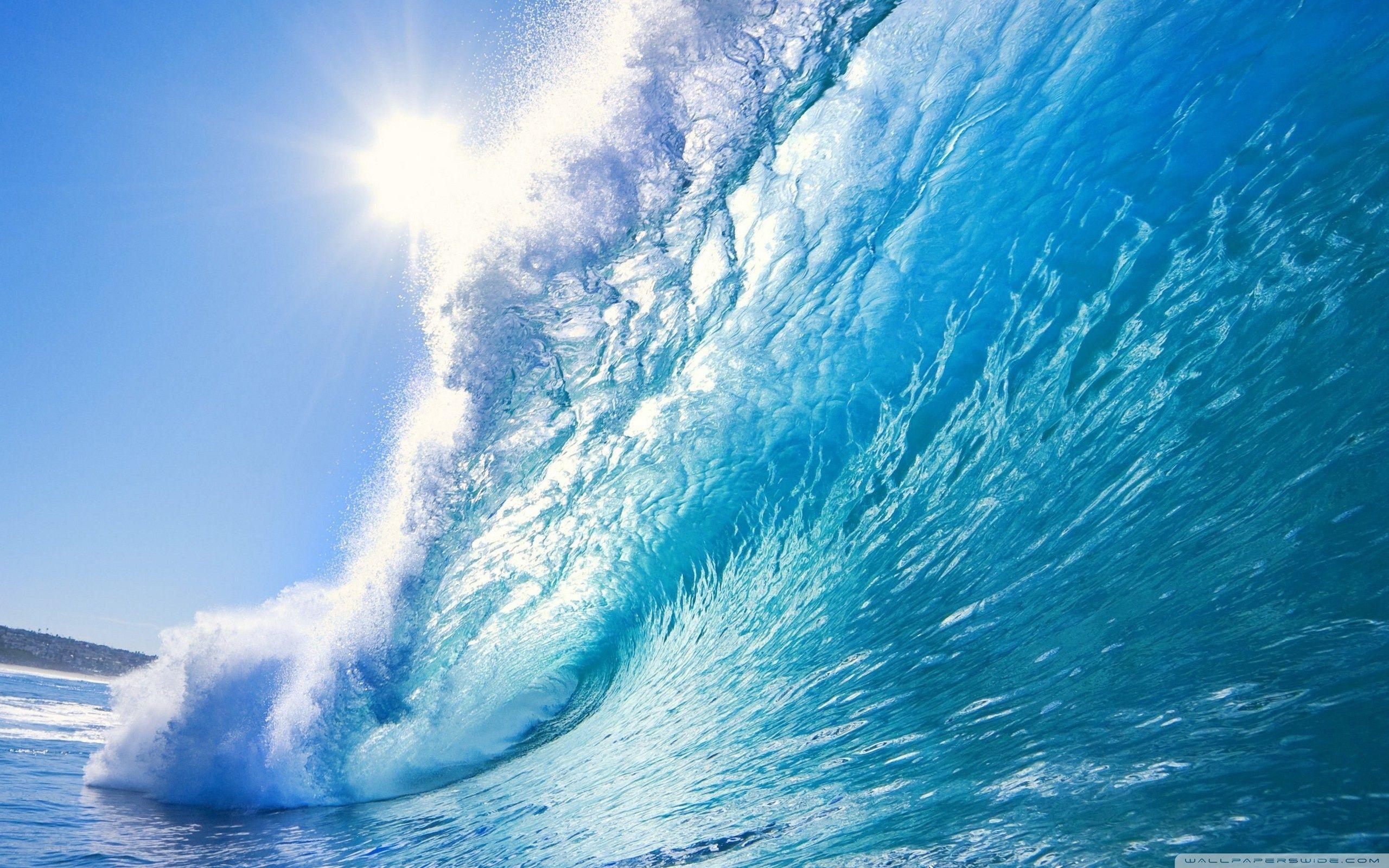 Big Wave Wallpapers Wallpaper Cave