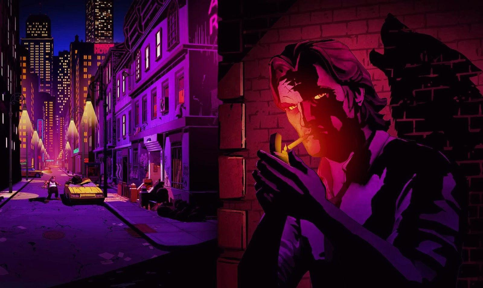 The Wolf Among Us Wallpapers, 40 The Wolf Among Us High Resolution