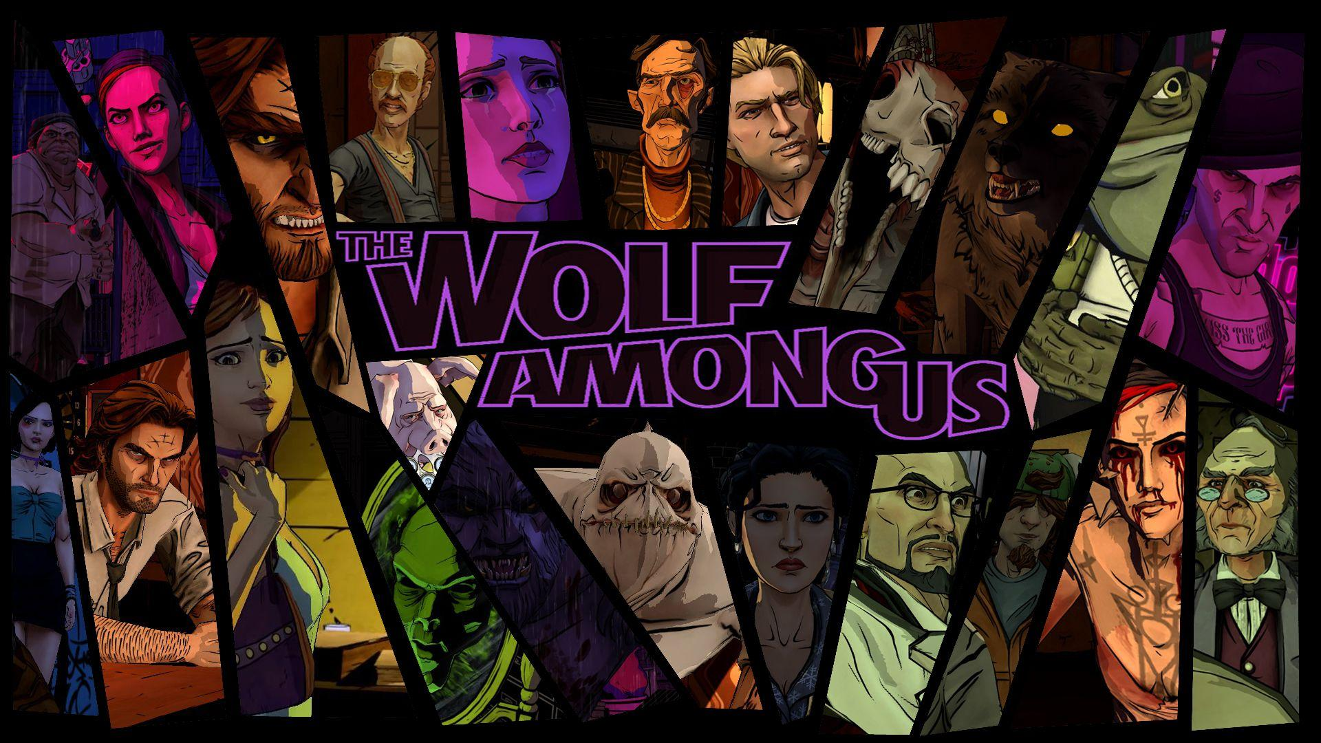The Wolf Among Us image Wolf Among Us Characters wallpapers HD