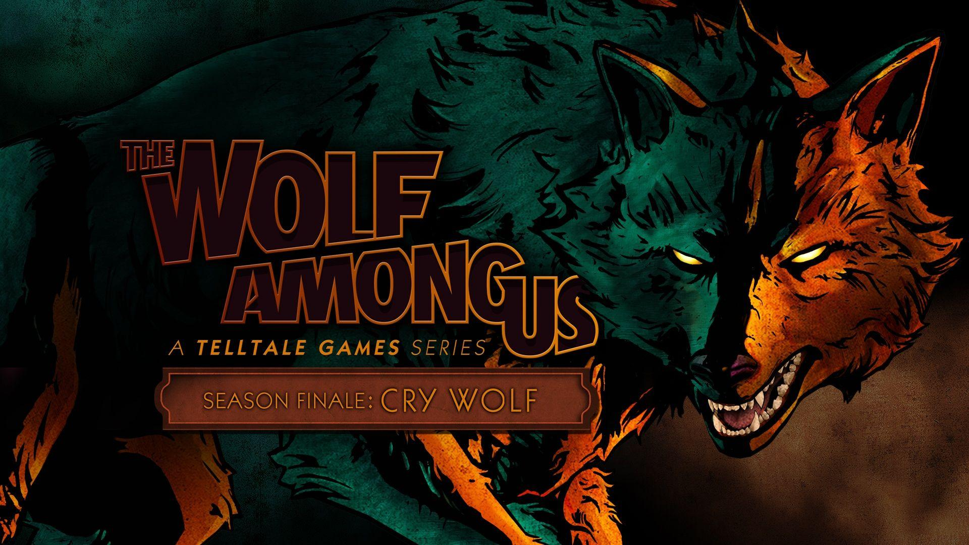 Wallpapers Wallpapers from The Wolf Among Us: A Telltale Games