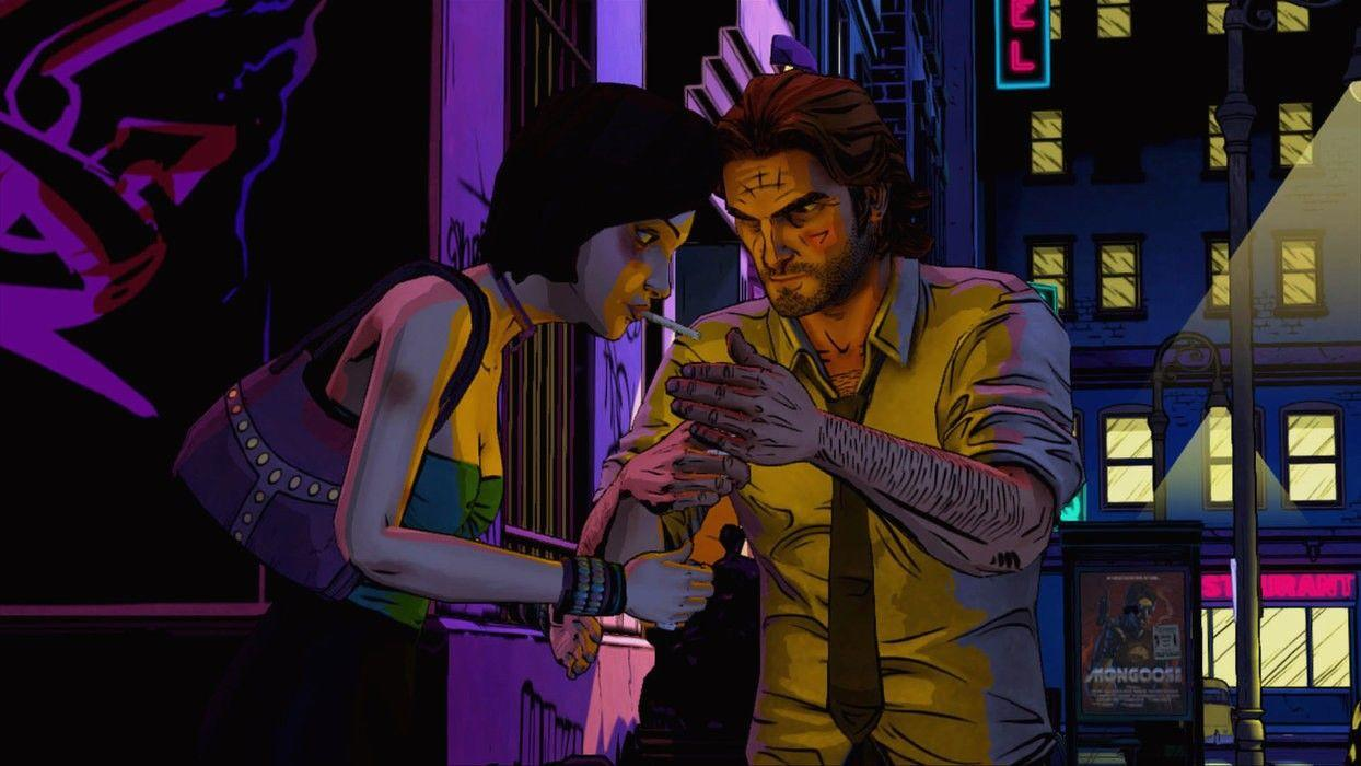 The Wolf Among Us Wallpapers HD Download