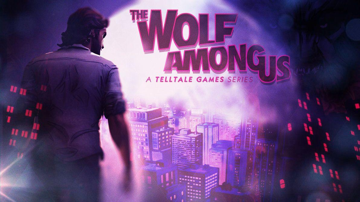 The wolf among us backgrounds