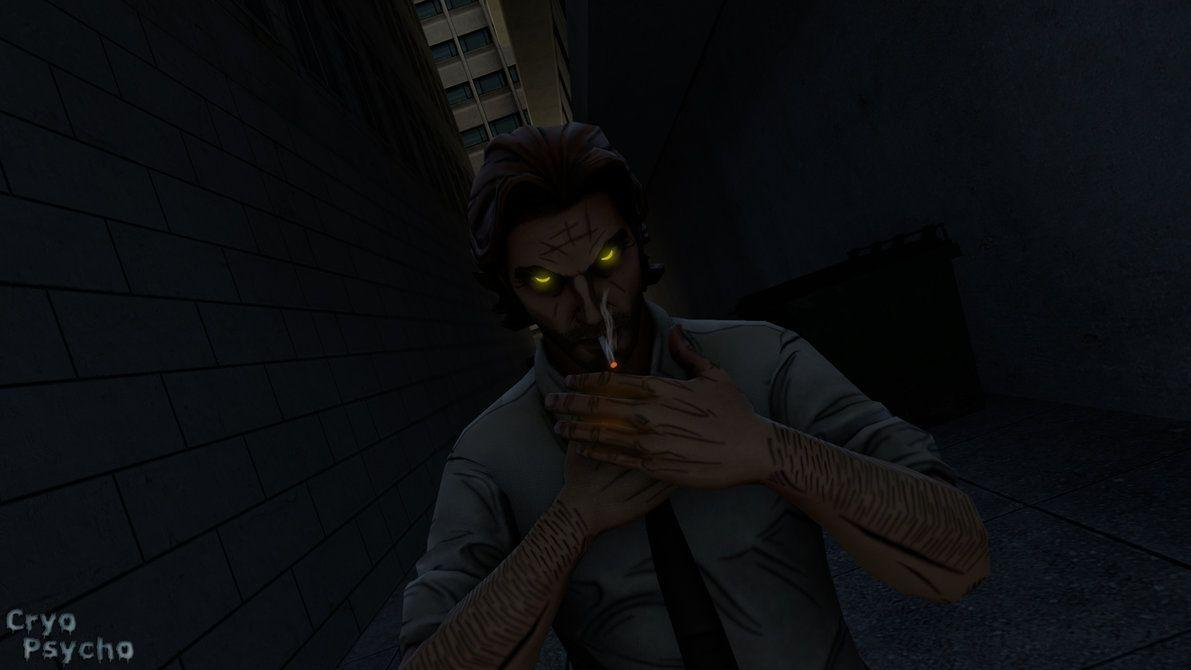 The Wolf Among Us Wallpapers [Bigby Wolf] by Cryo