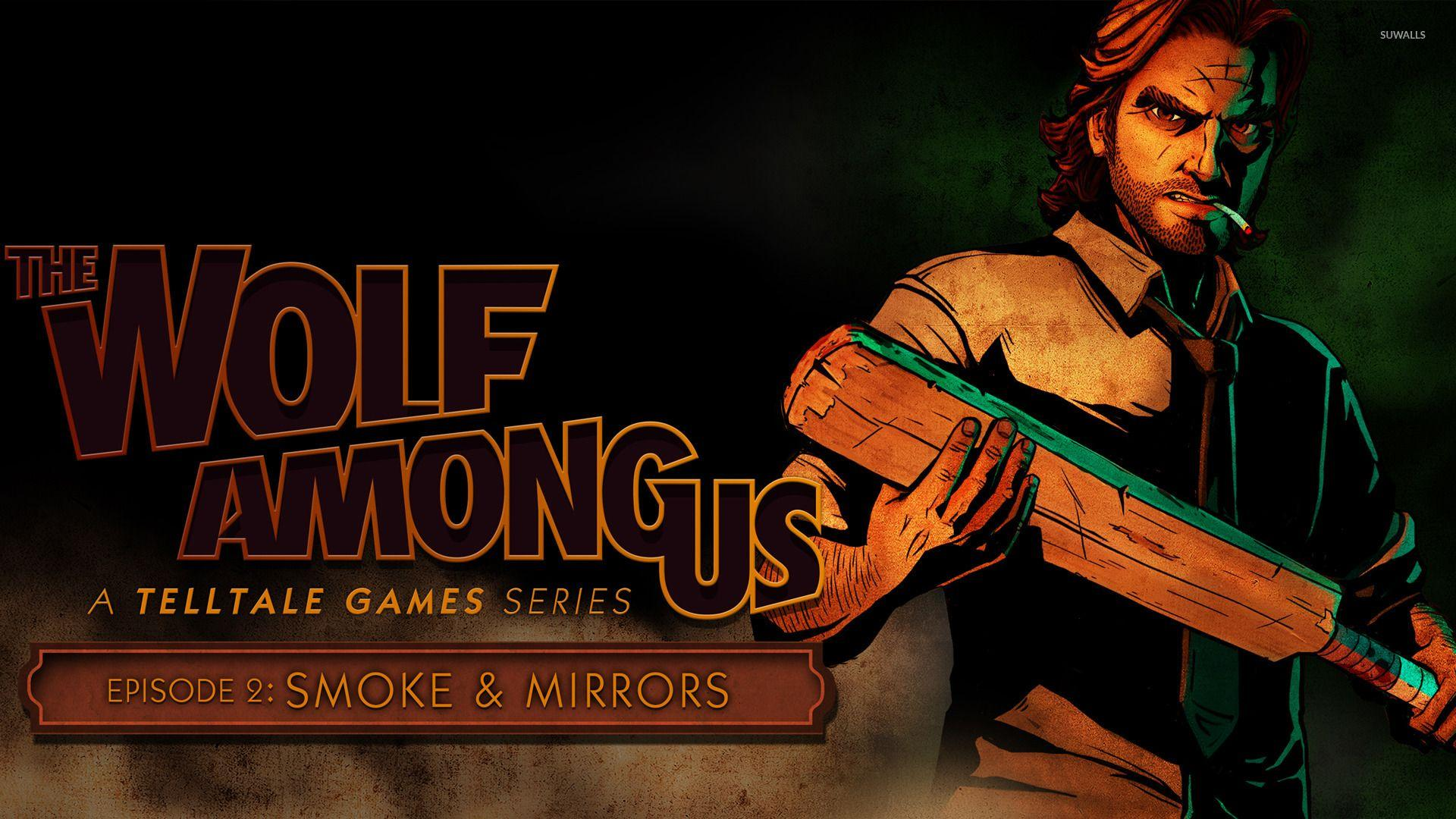 The Wolf Among Us [4] wallpapers