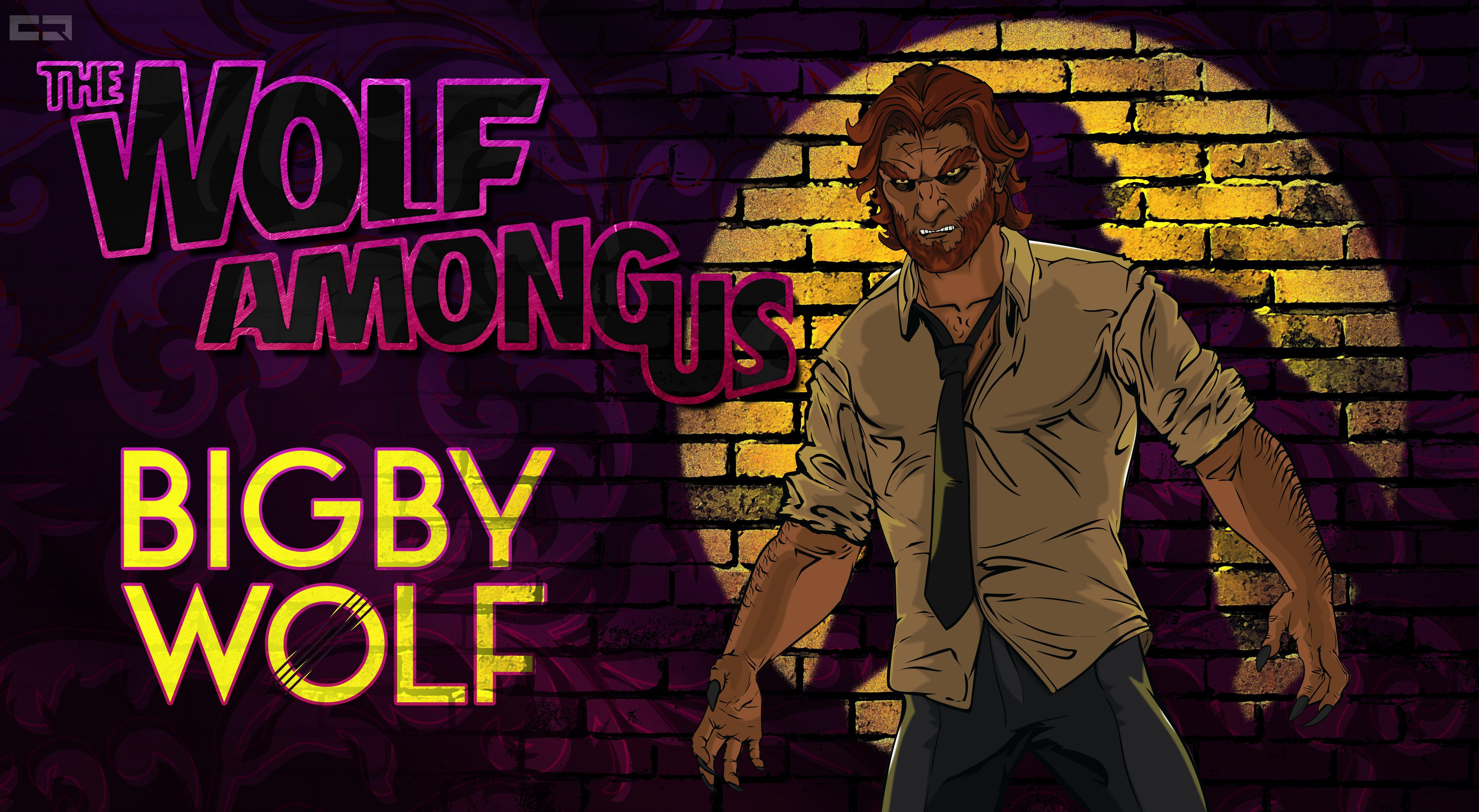 The Wolf Among us: Snow White – Cody Rostron