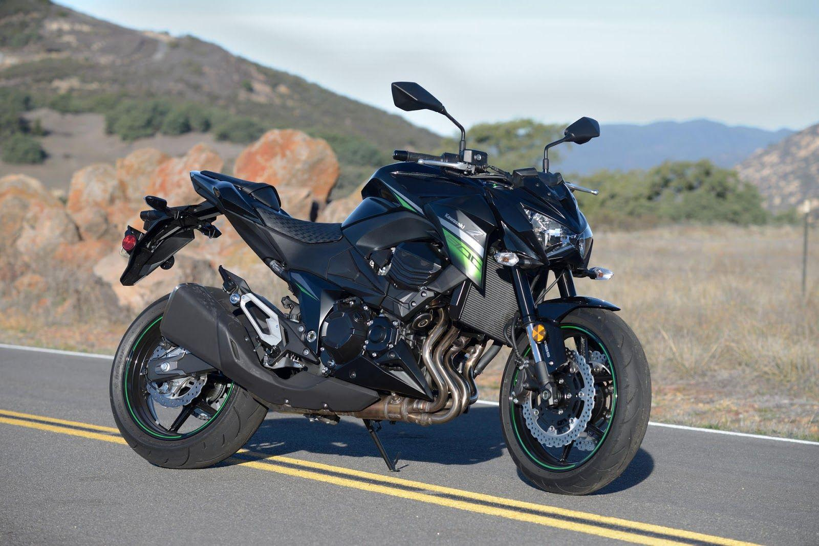 Kawasaki Z800 Wallpapers