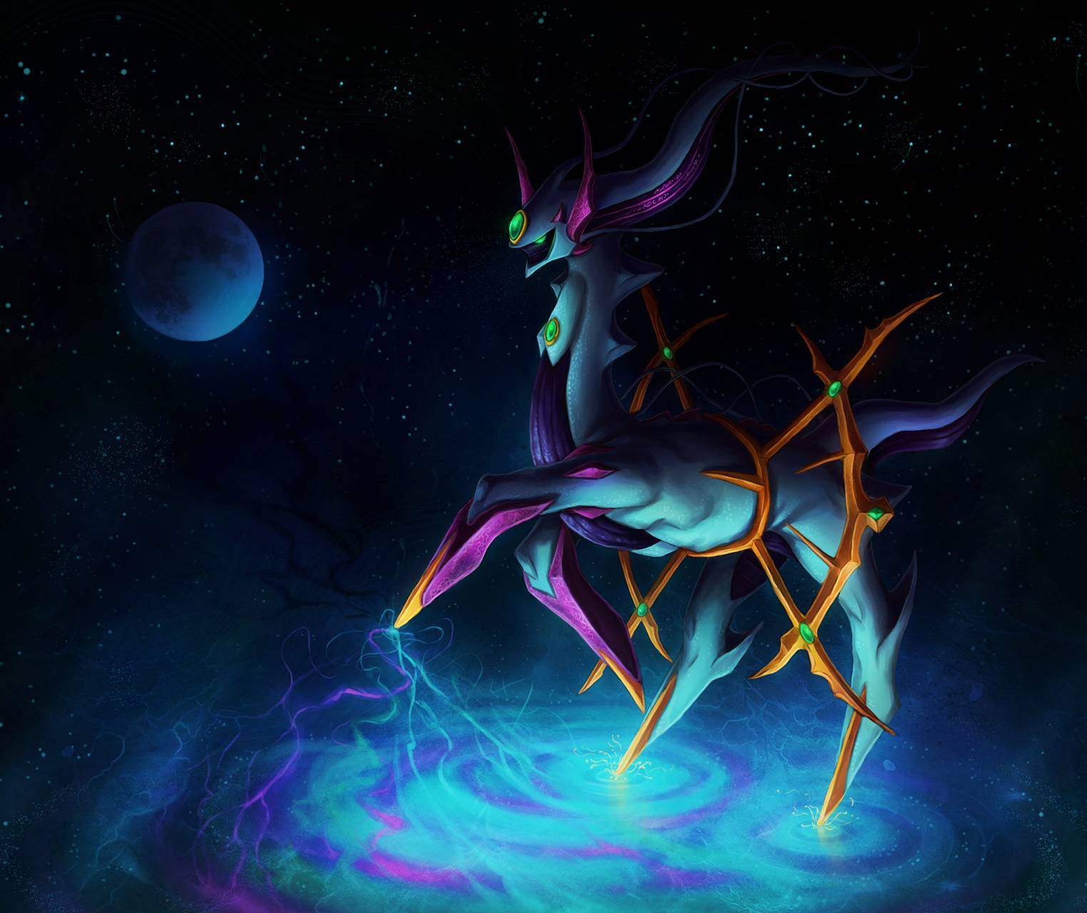 Arceus Wallpaper by kobyxiong23 - 79 - Free on ZEDGE™
