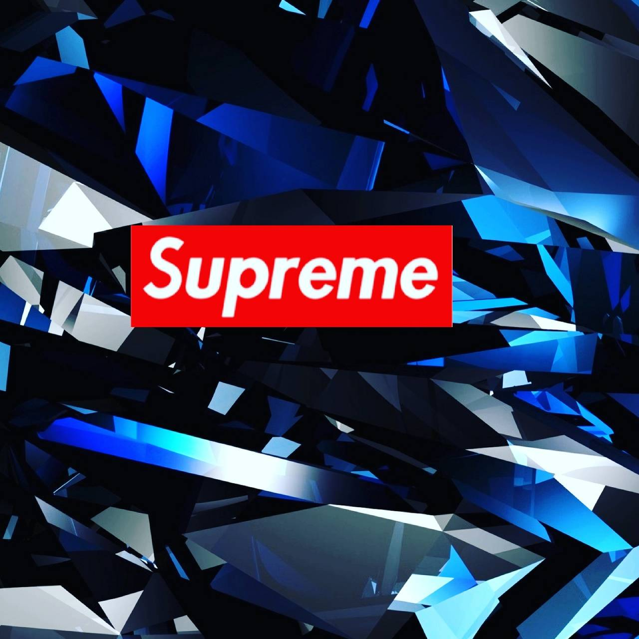 Bluedimmonds supreme wallpaper by supreme_savage11 • ZEDGE™ - free .