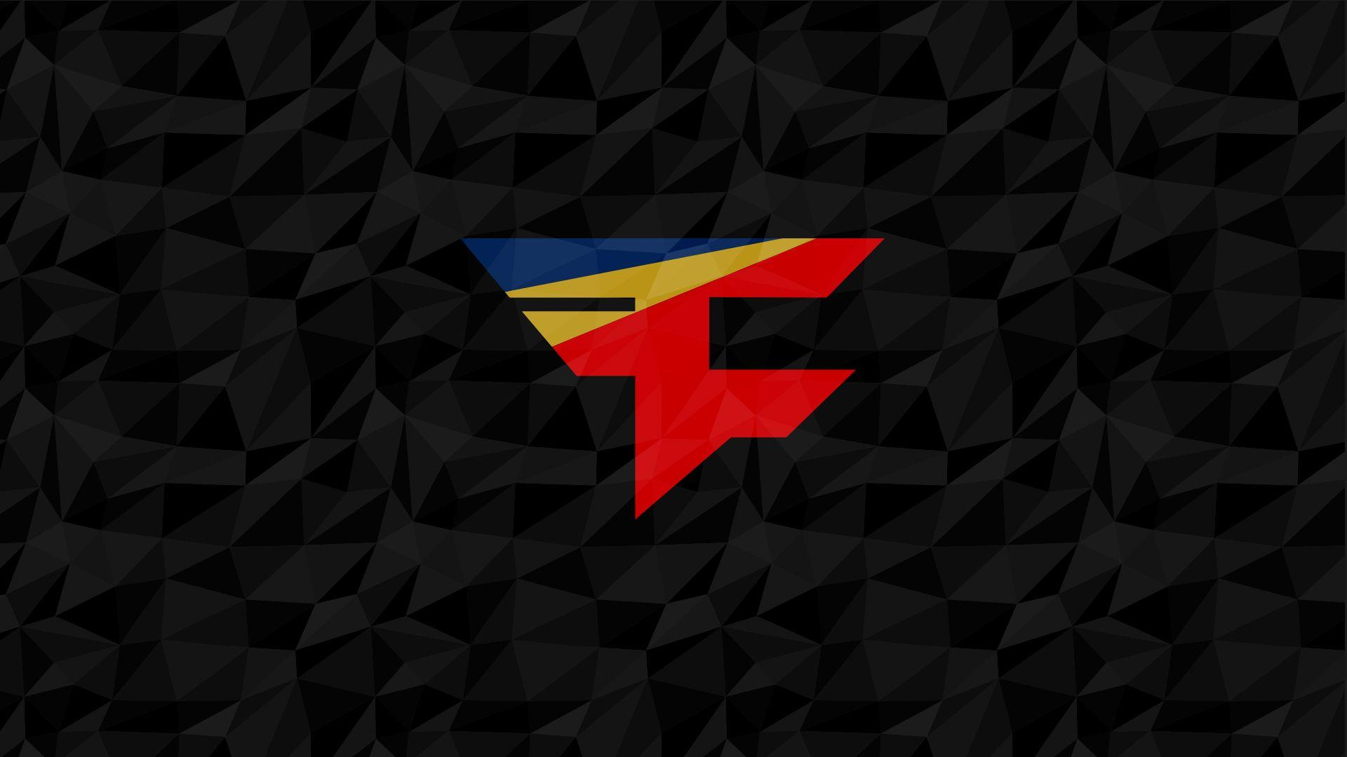 FaZe Polygon Black
