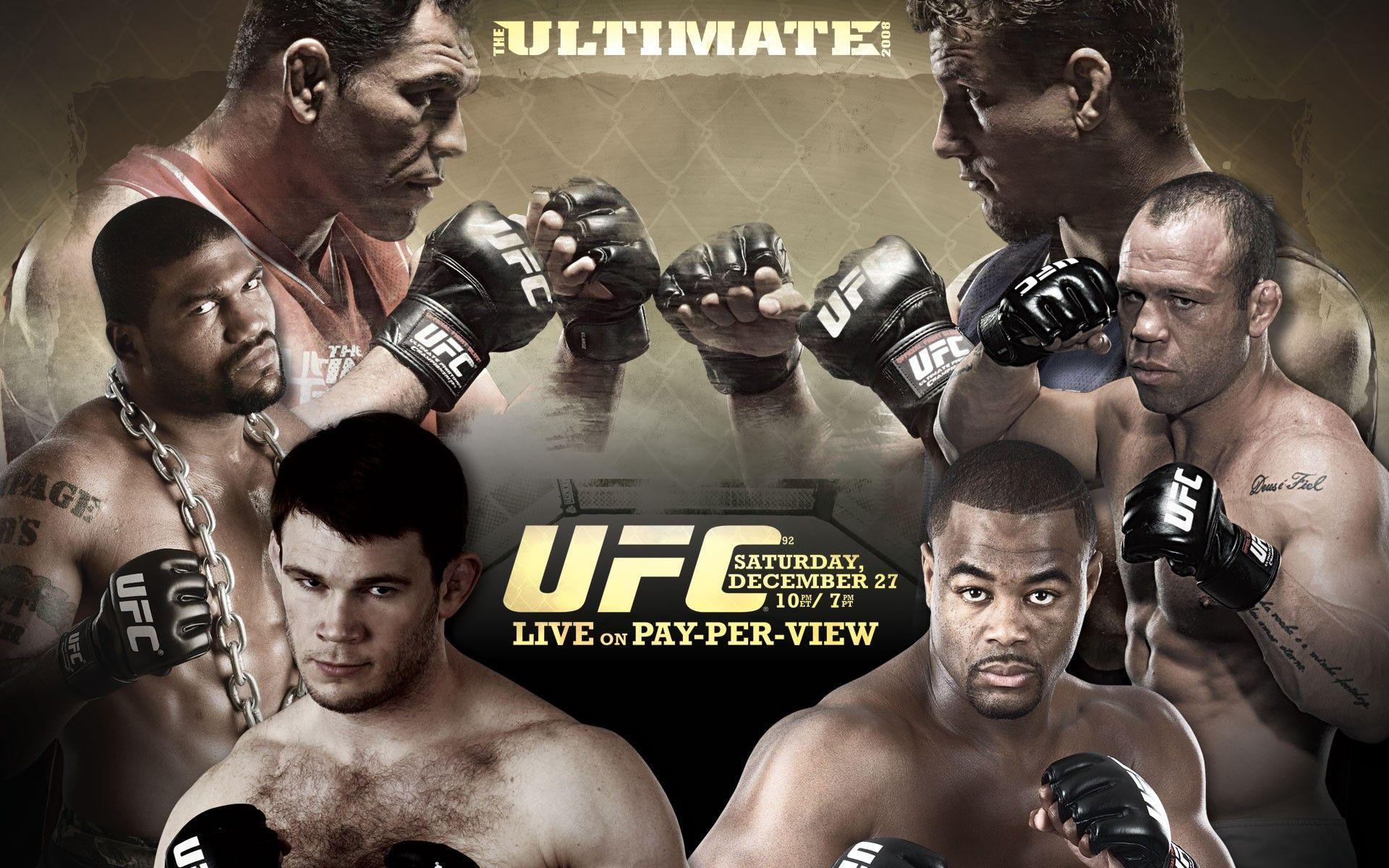 UFC Wallpapers HD - Wallpaper Cave