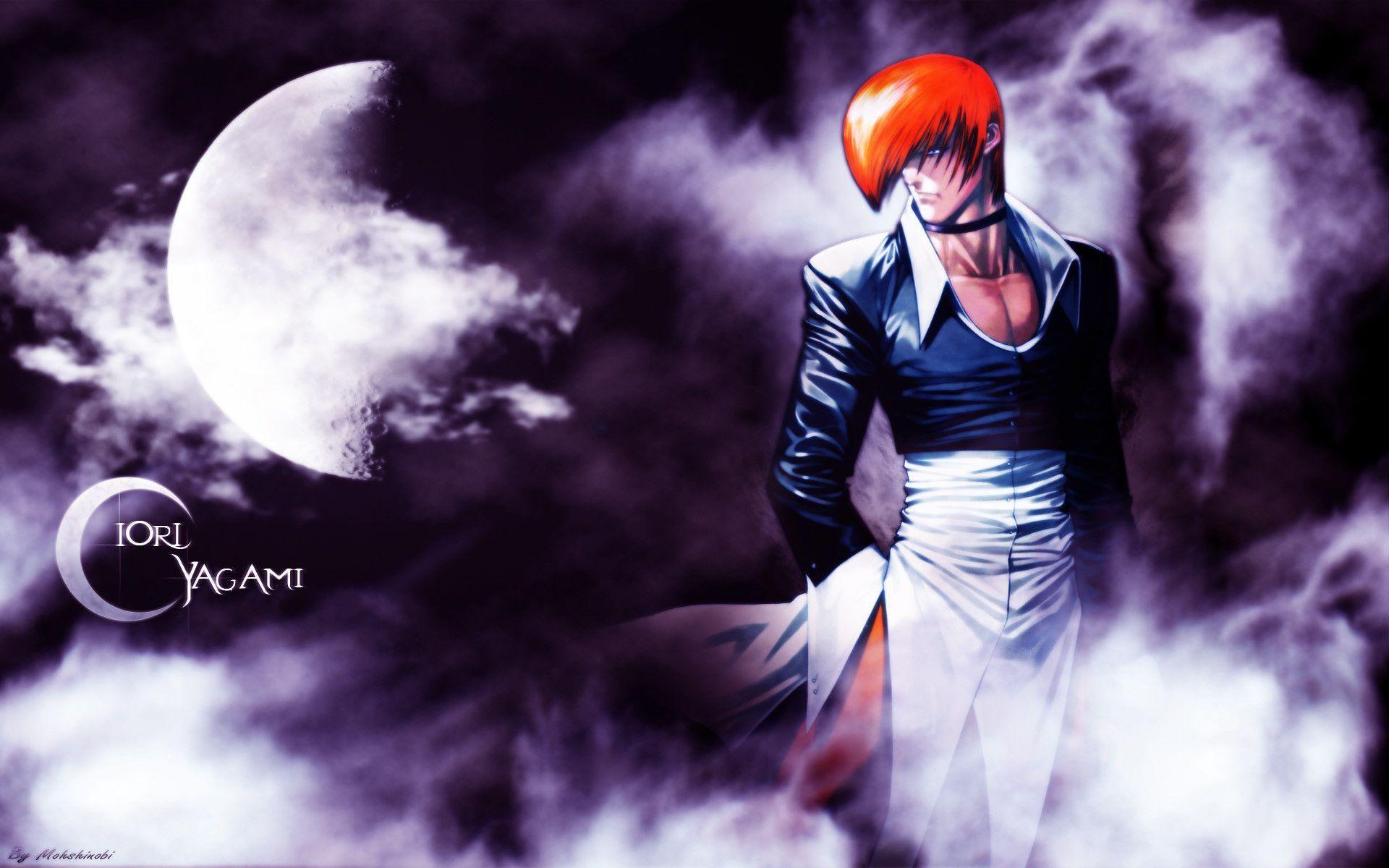 The King Of Fighters Hd Wallpapers Wallpaper Cave