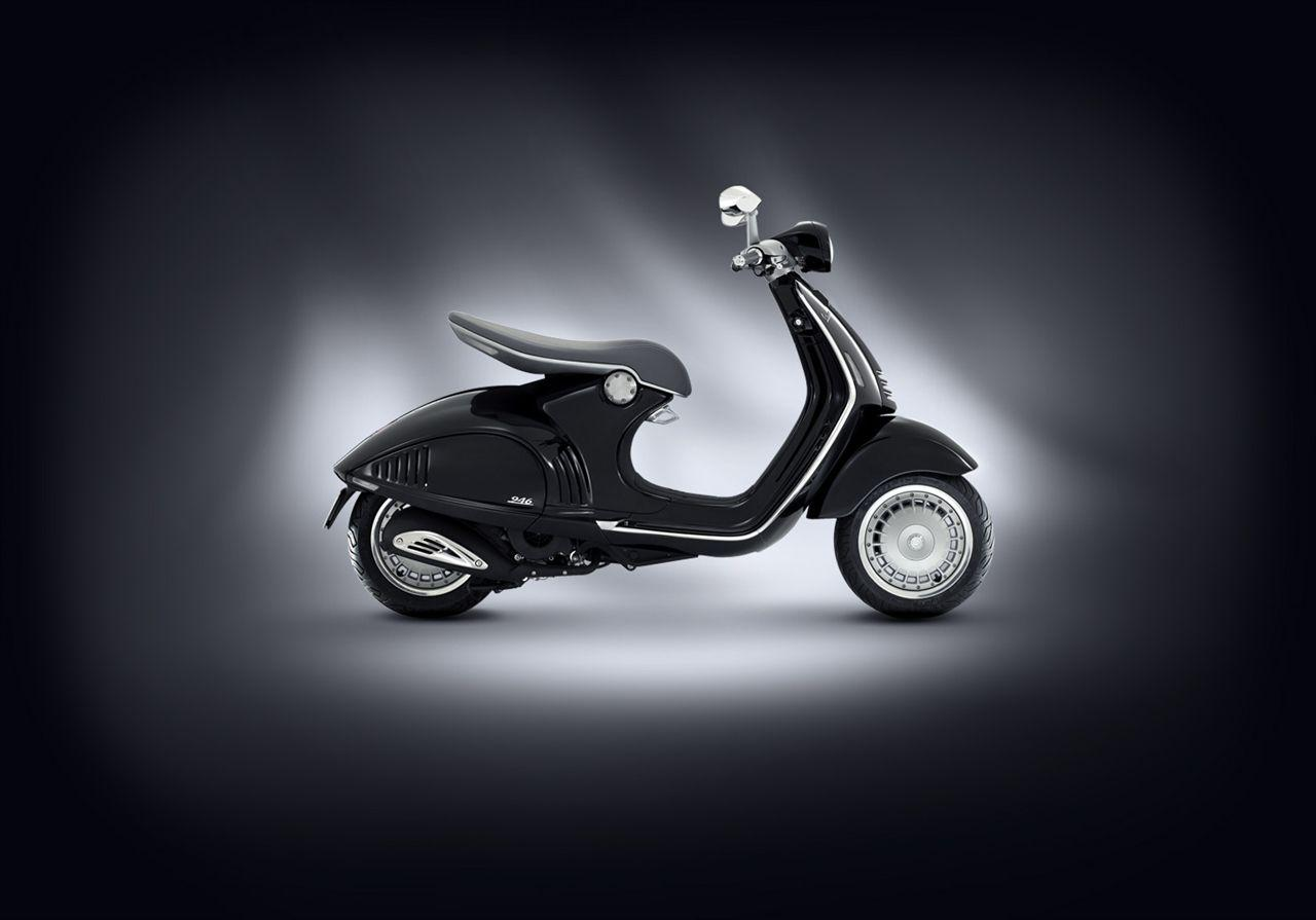 Vespa 3D IPhone Wallpapers