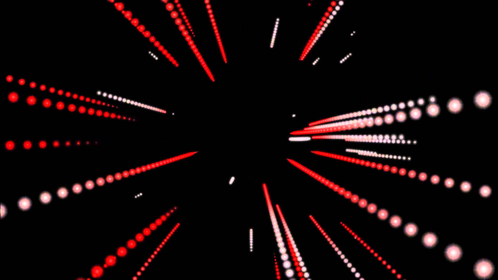 Laser Red ANIMATION Black Backgrounds FREE FOOTAGE HD