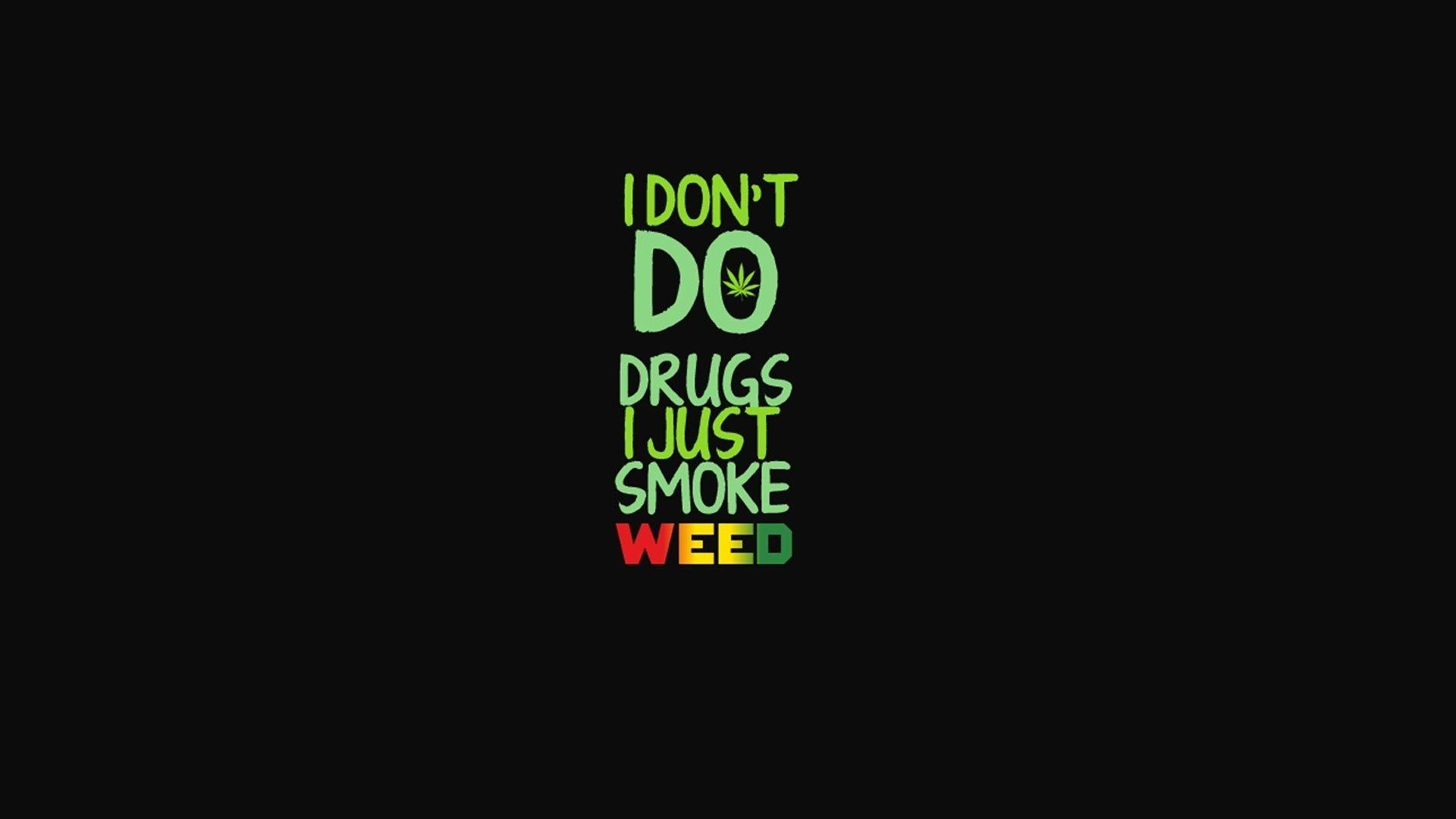 Smoking Weed Wallpapers - Wallpaper Cave