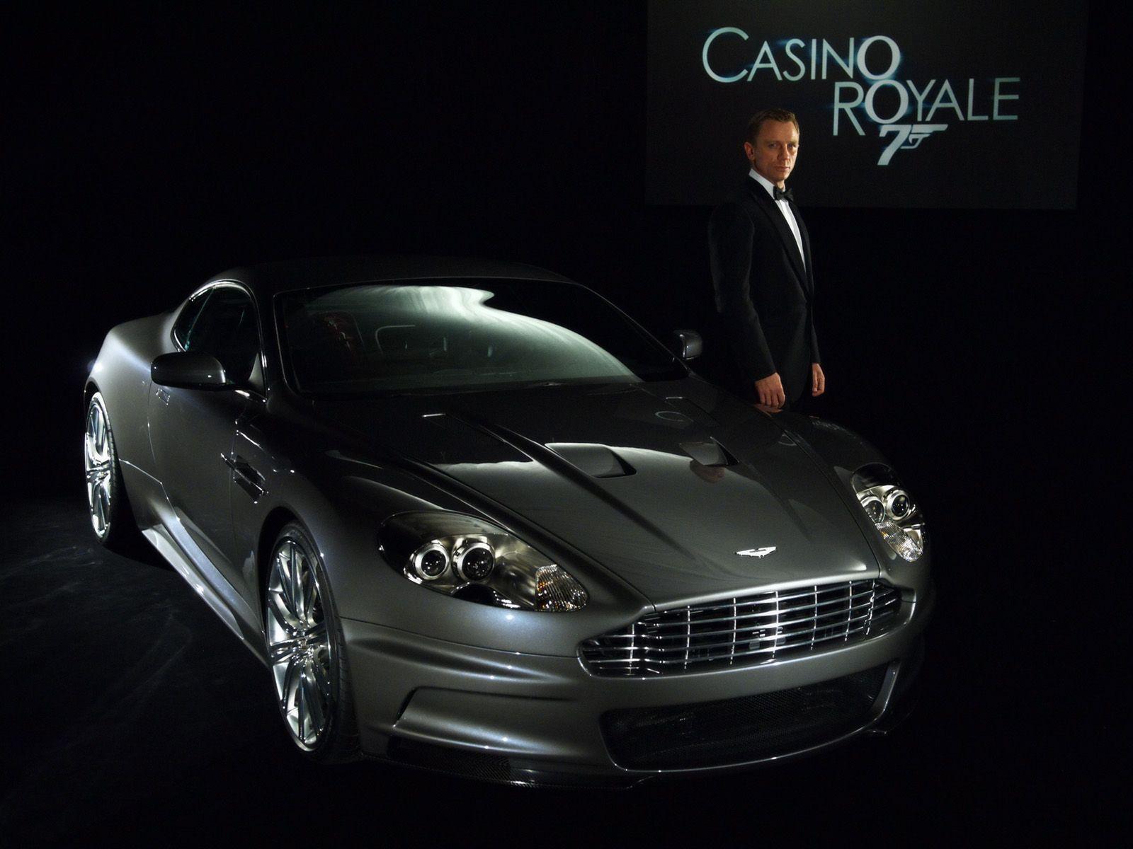 James Bond Hd Wallpapers Wallpaper Cave
