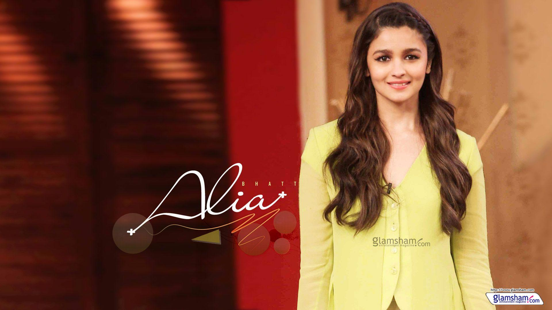 Alia Bhatt Hd Wallpapers 1920x1080