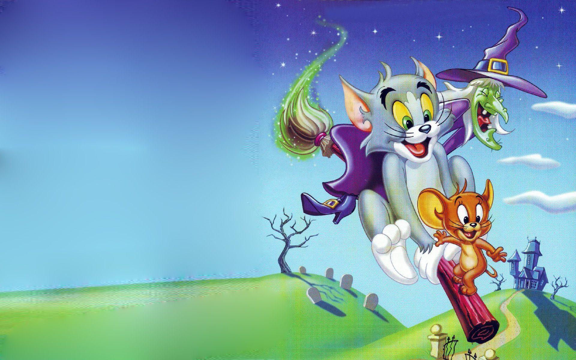 Tom And Jerry Wallpapers Wallpaper Cave