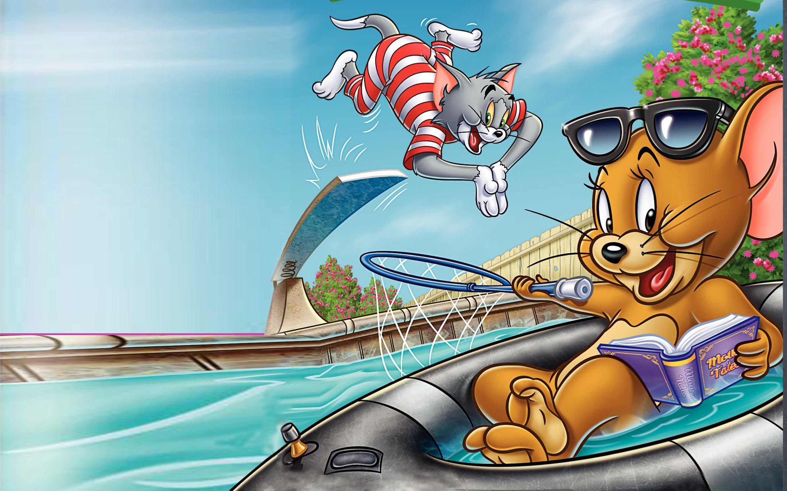 tom and jerry cartoon - HD2560×1600