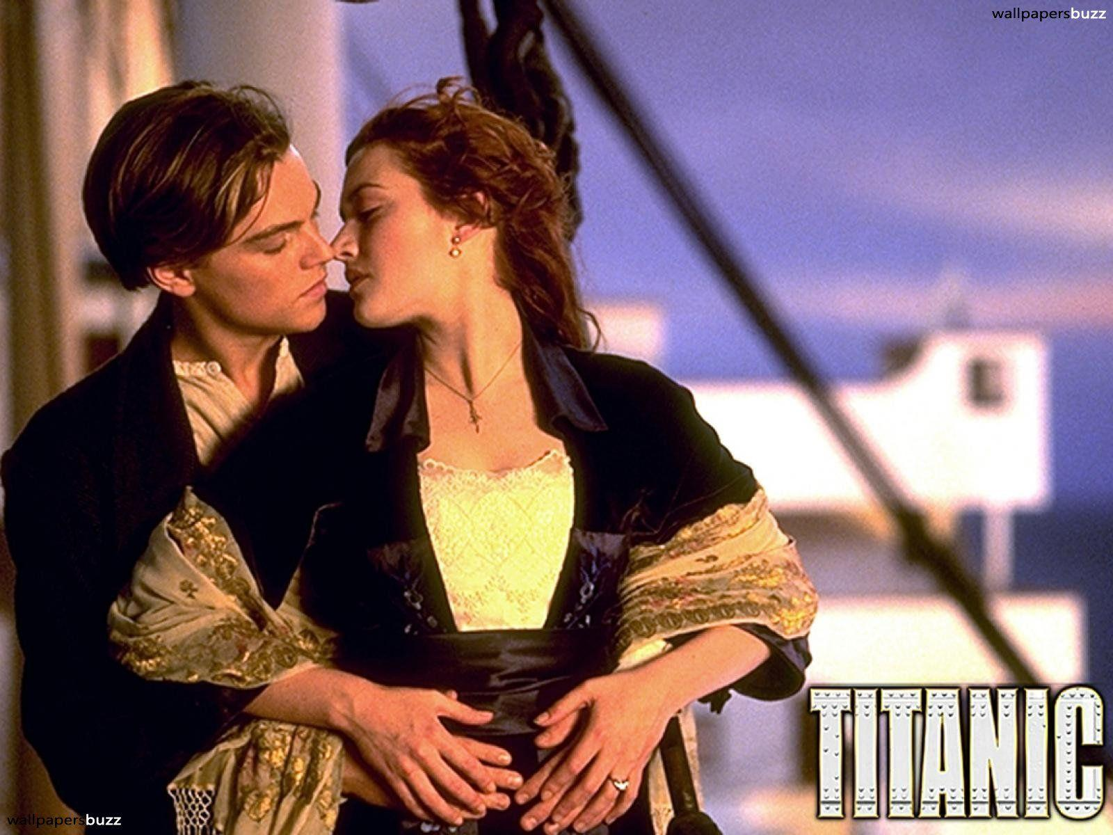 Jack And Rose Titanic Hd Wallpapers Wallpaper Cave