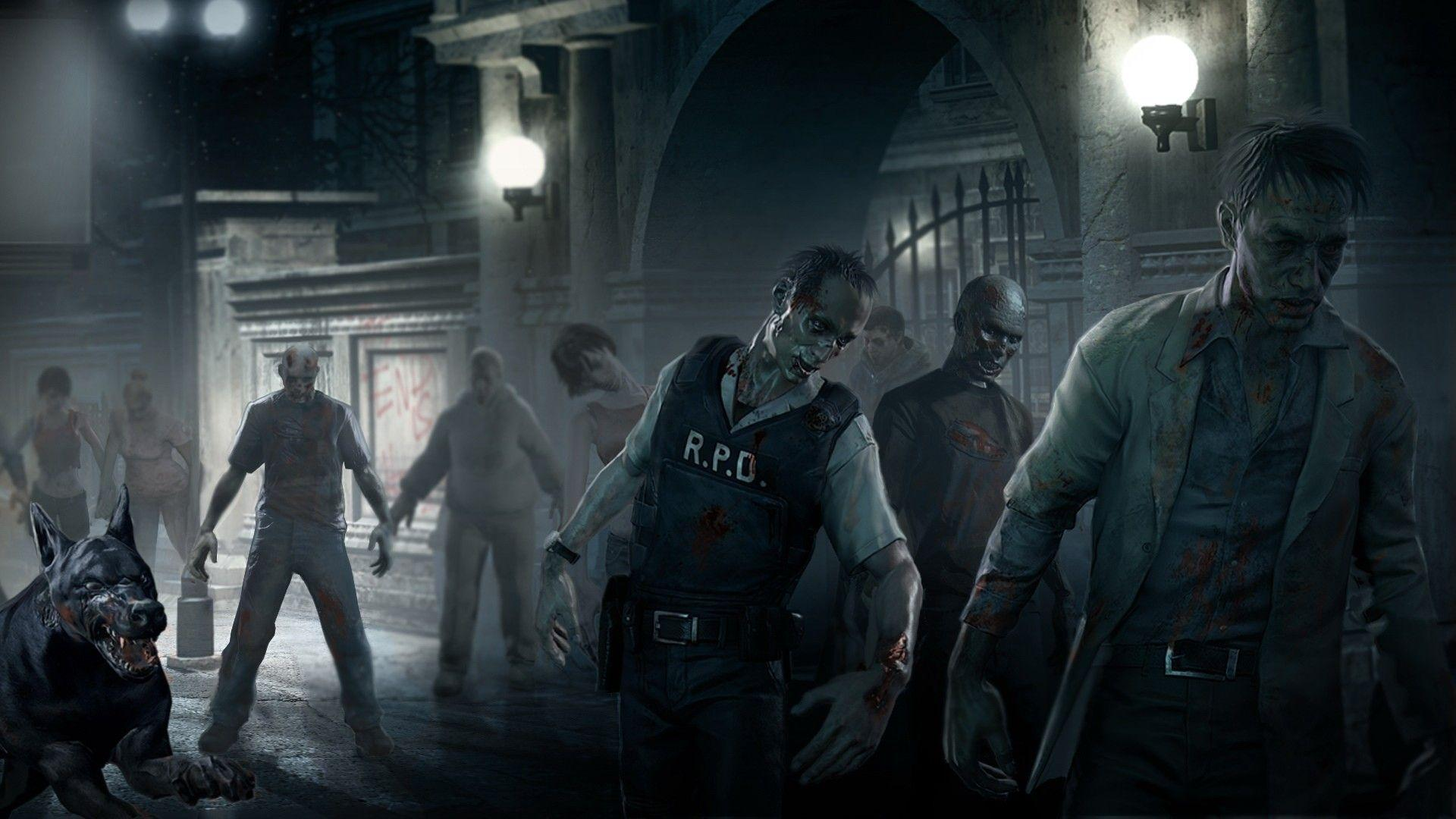 Zombies Wallpapers Hd Wallpaper Cave
