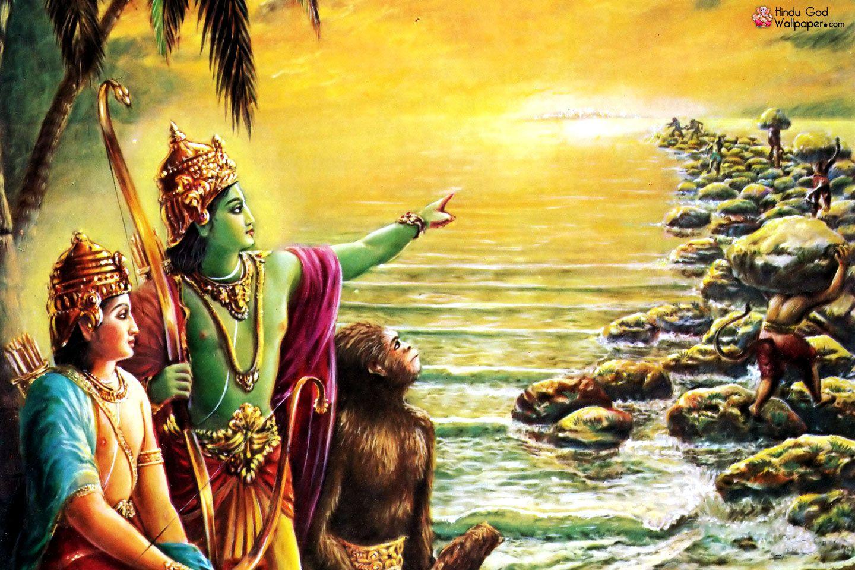 Ramayana Image Wallpapers Wallpaper Cave