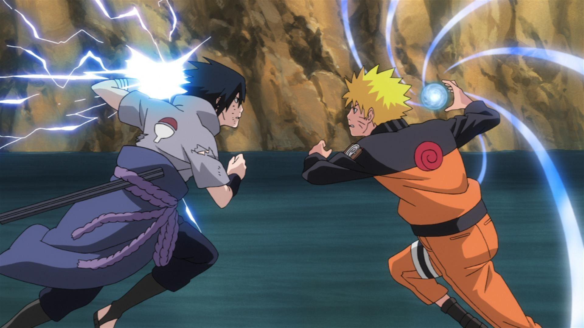 Wallpapers Naruto Vs Sasuke Wallpaper Cave