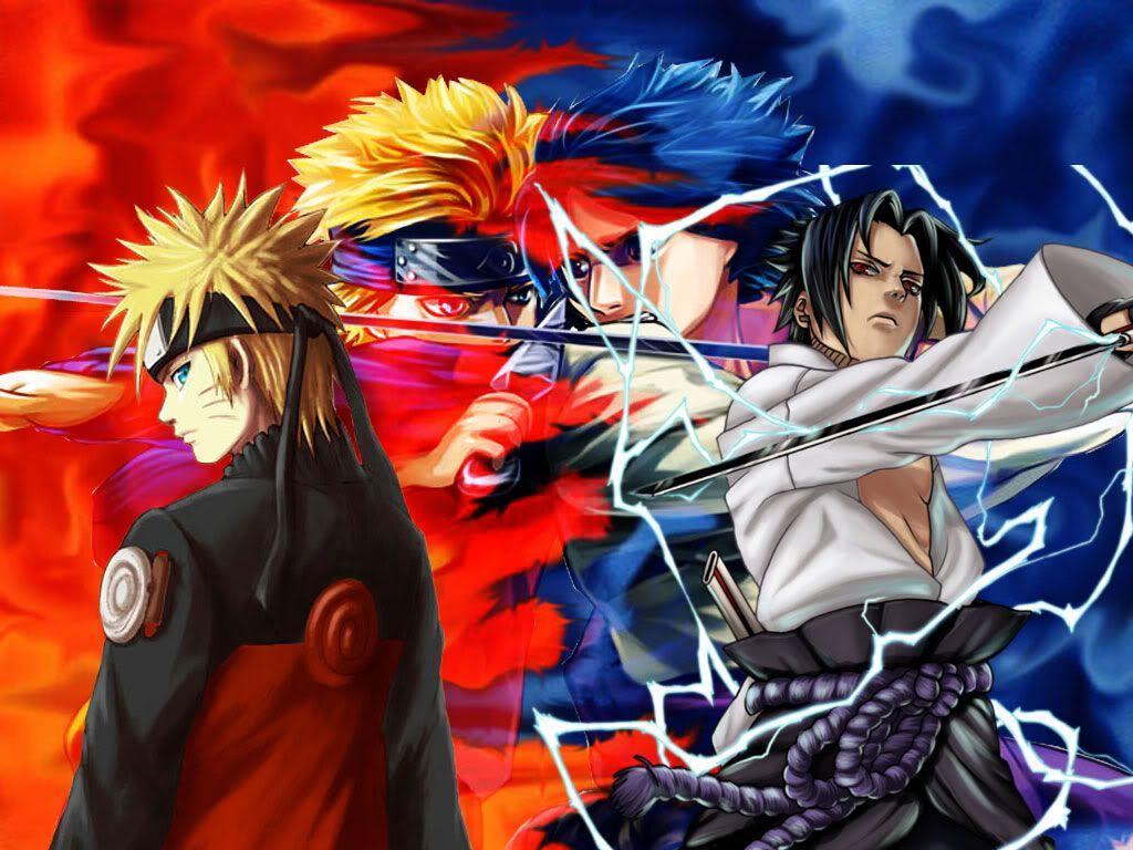 Gambar Naruto Shippuden Wallpaper Cave - Kumpulan Wallpaper