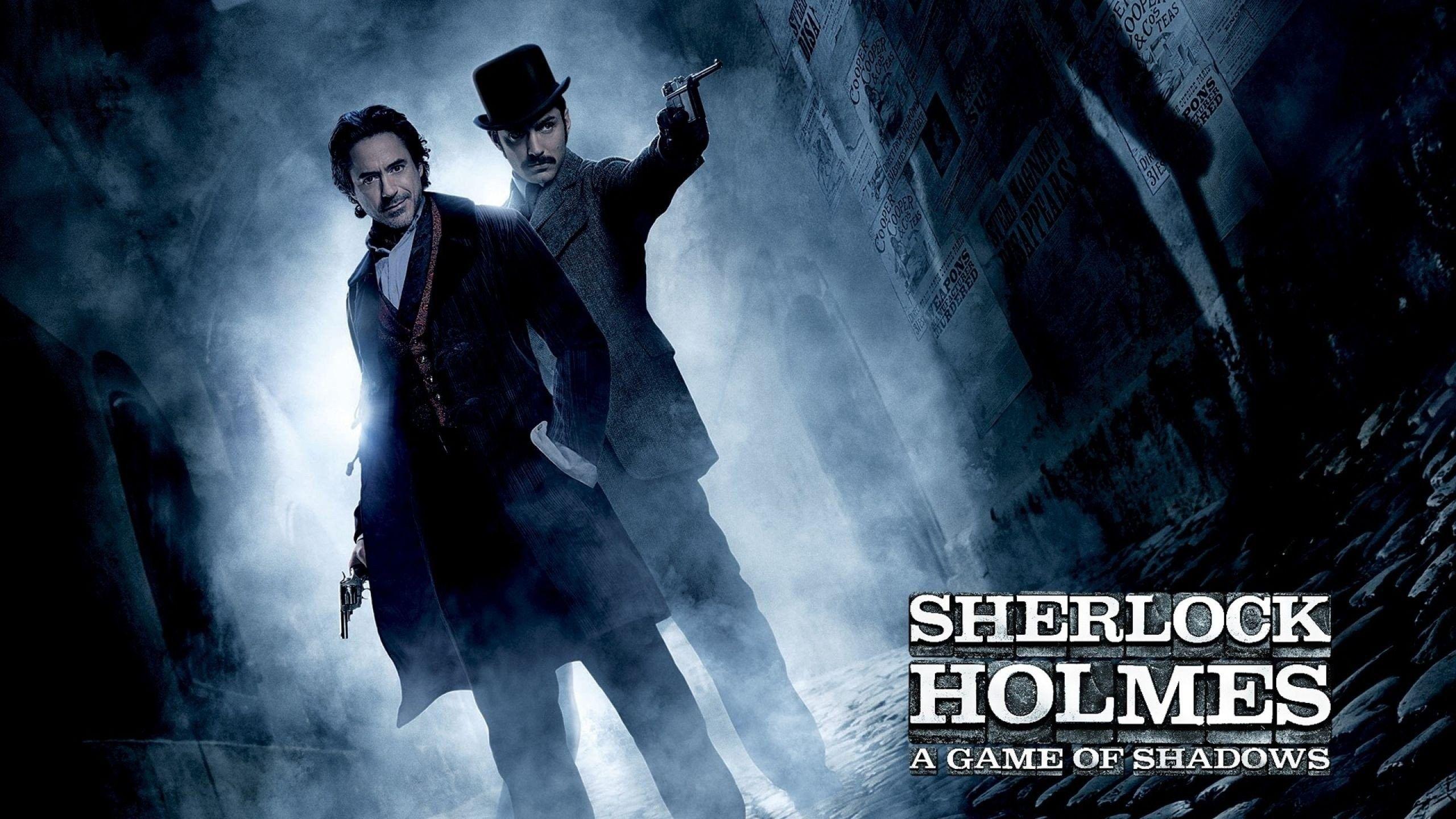 Sherlock Holmes Wallpapers Hd Wallpaper Cave