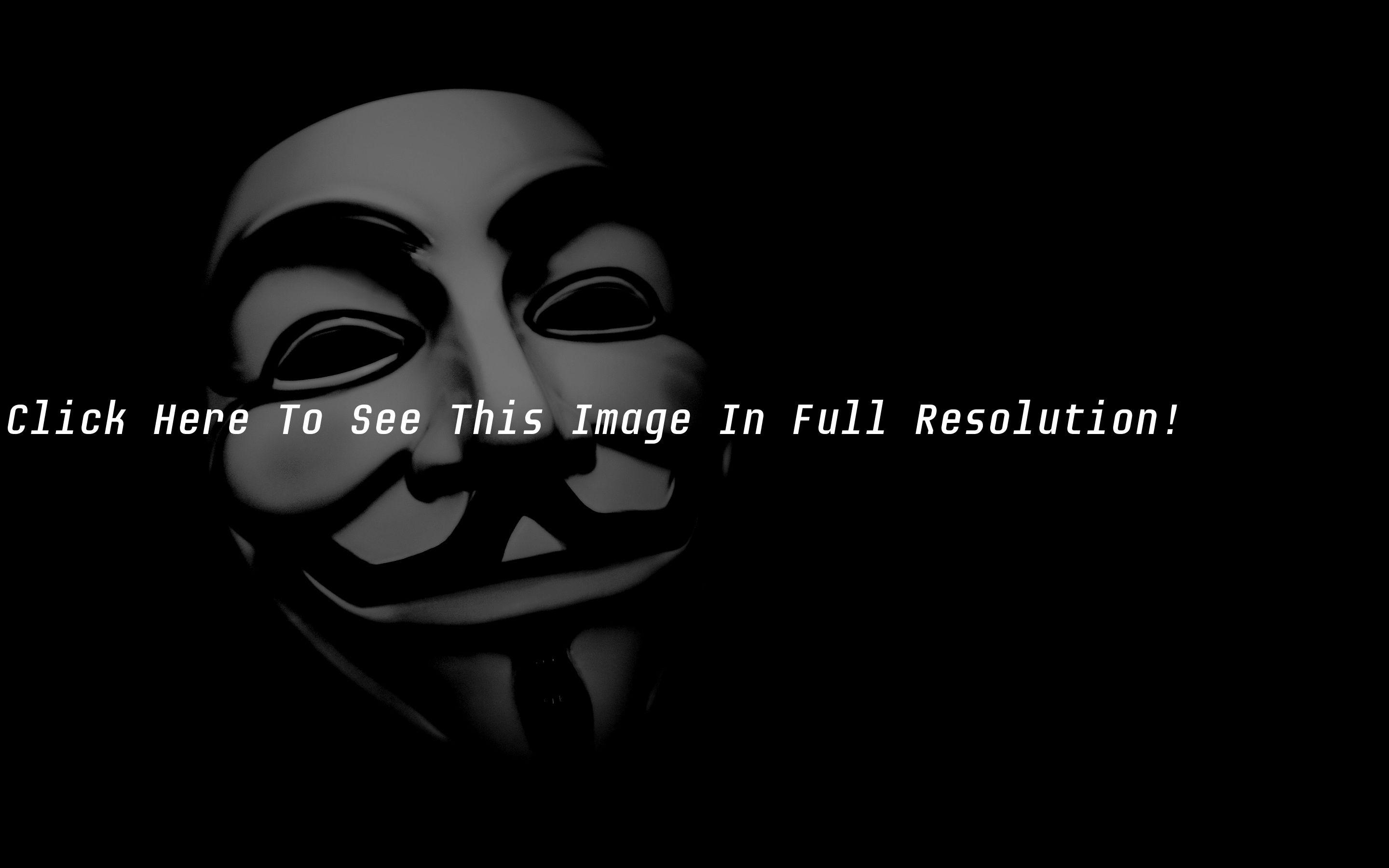 Vendetta Mask Wallpapers Wallpaper Cave