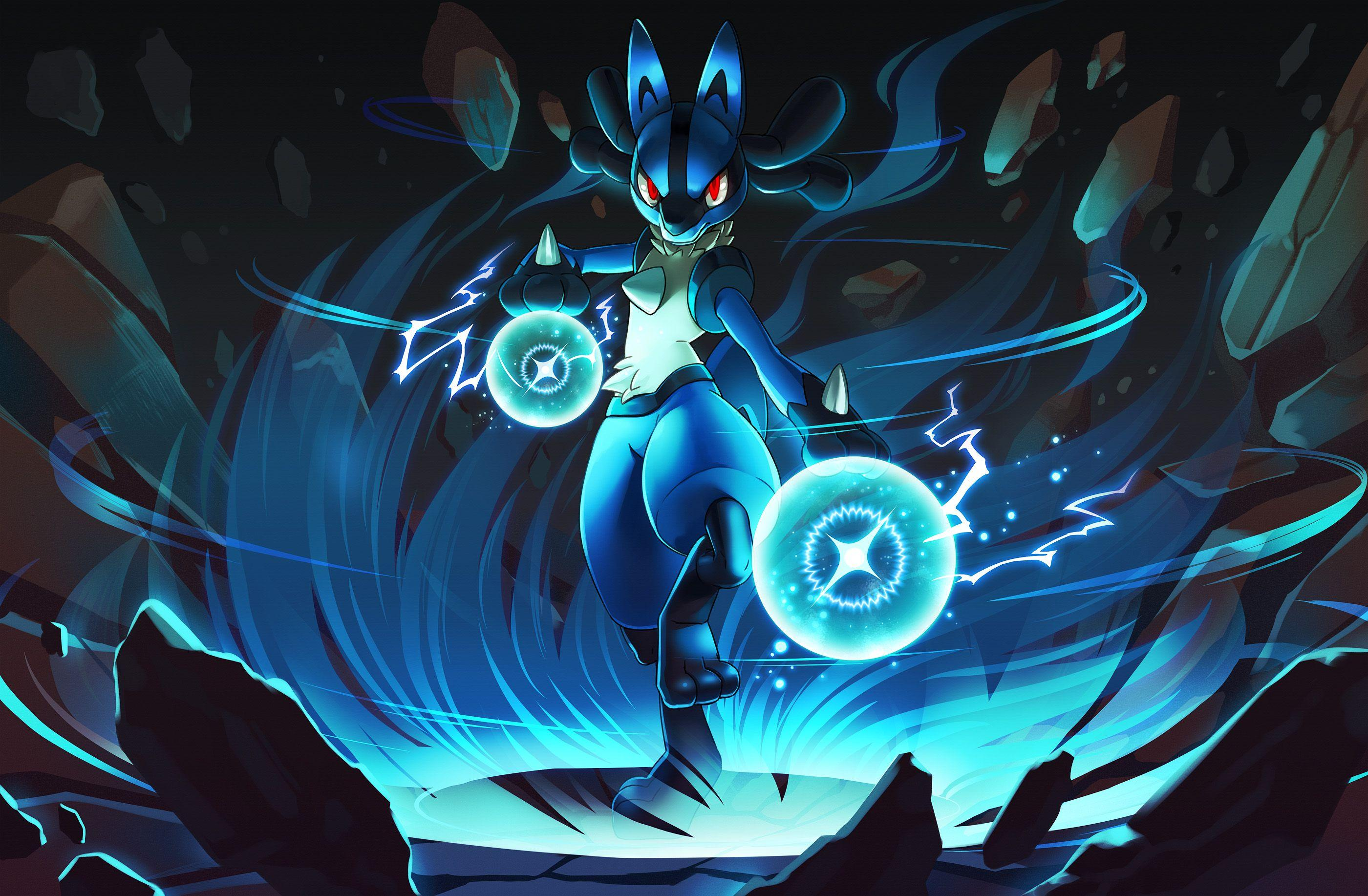 15 Lucario (Pokémon) HD Wallpapers | Background Images - Wallpaper Abyss