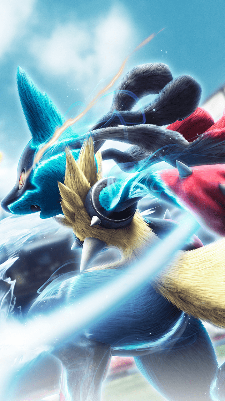 Video Game/Pokken Tournament (720x1280) Wallpaper ID: 641235 .
