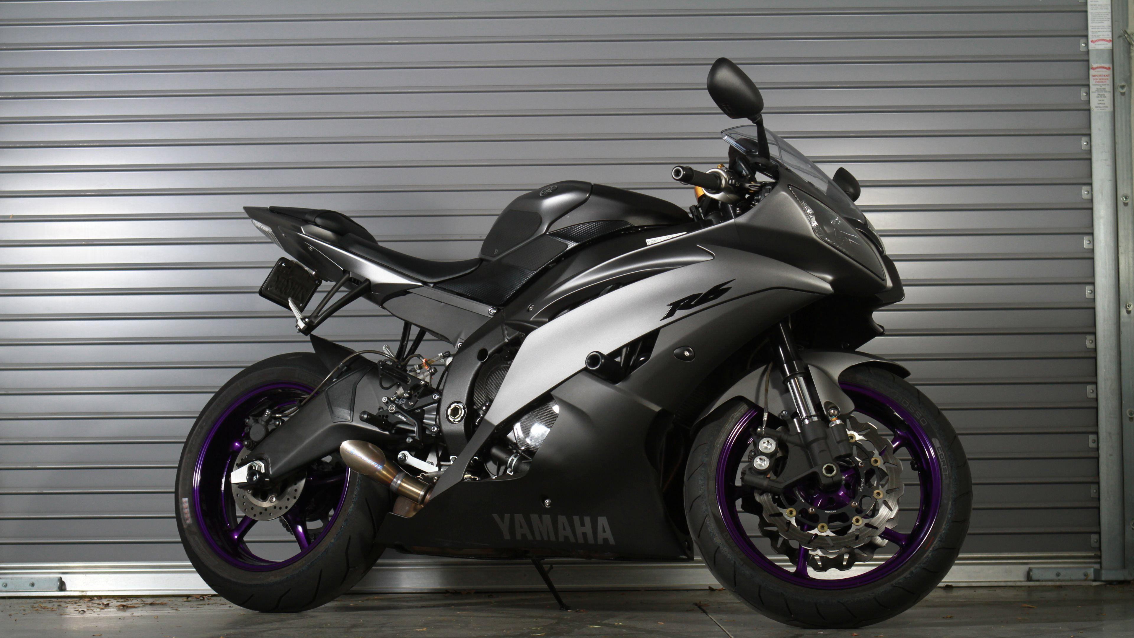 Yamaha R6 HD Wallpapers