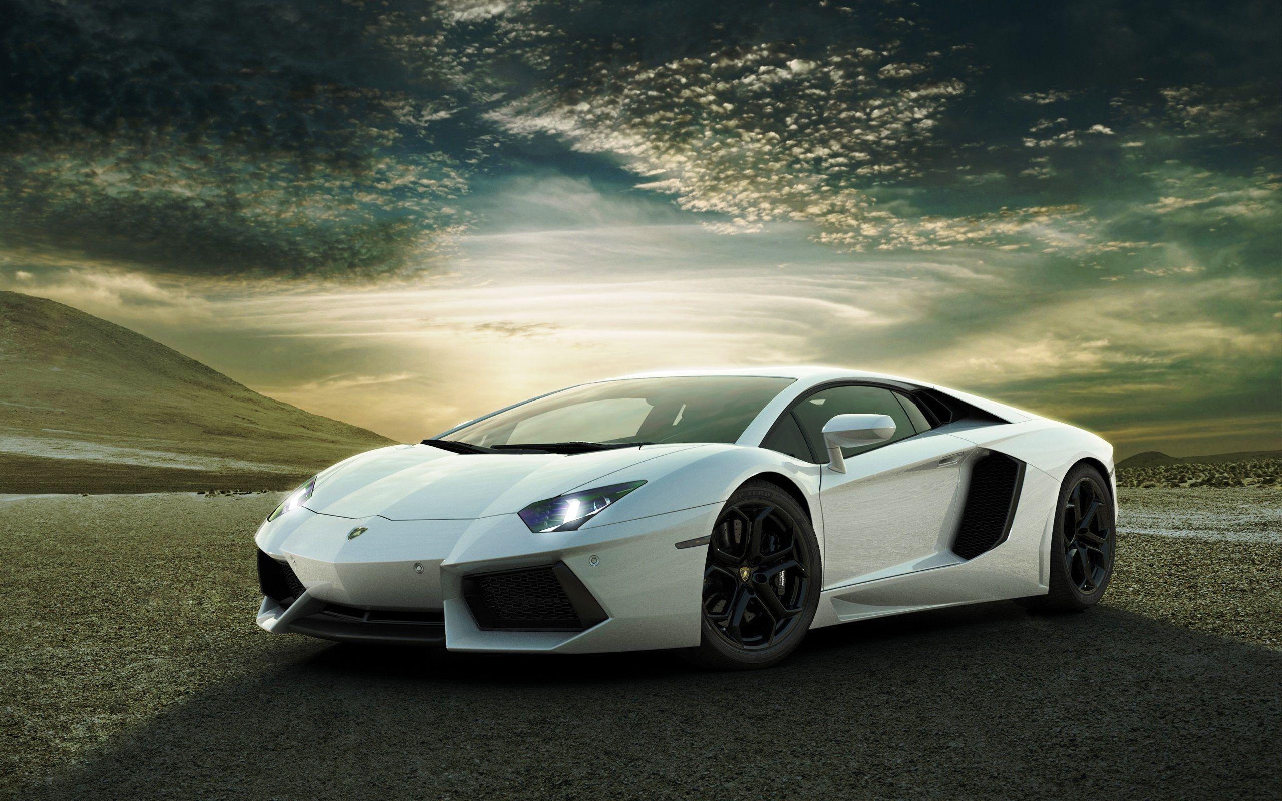 Lamborghini Car Hd Wallpapers Wallpaper Cave